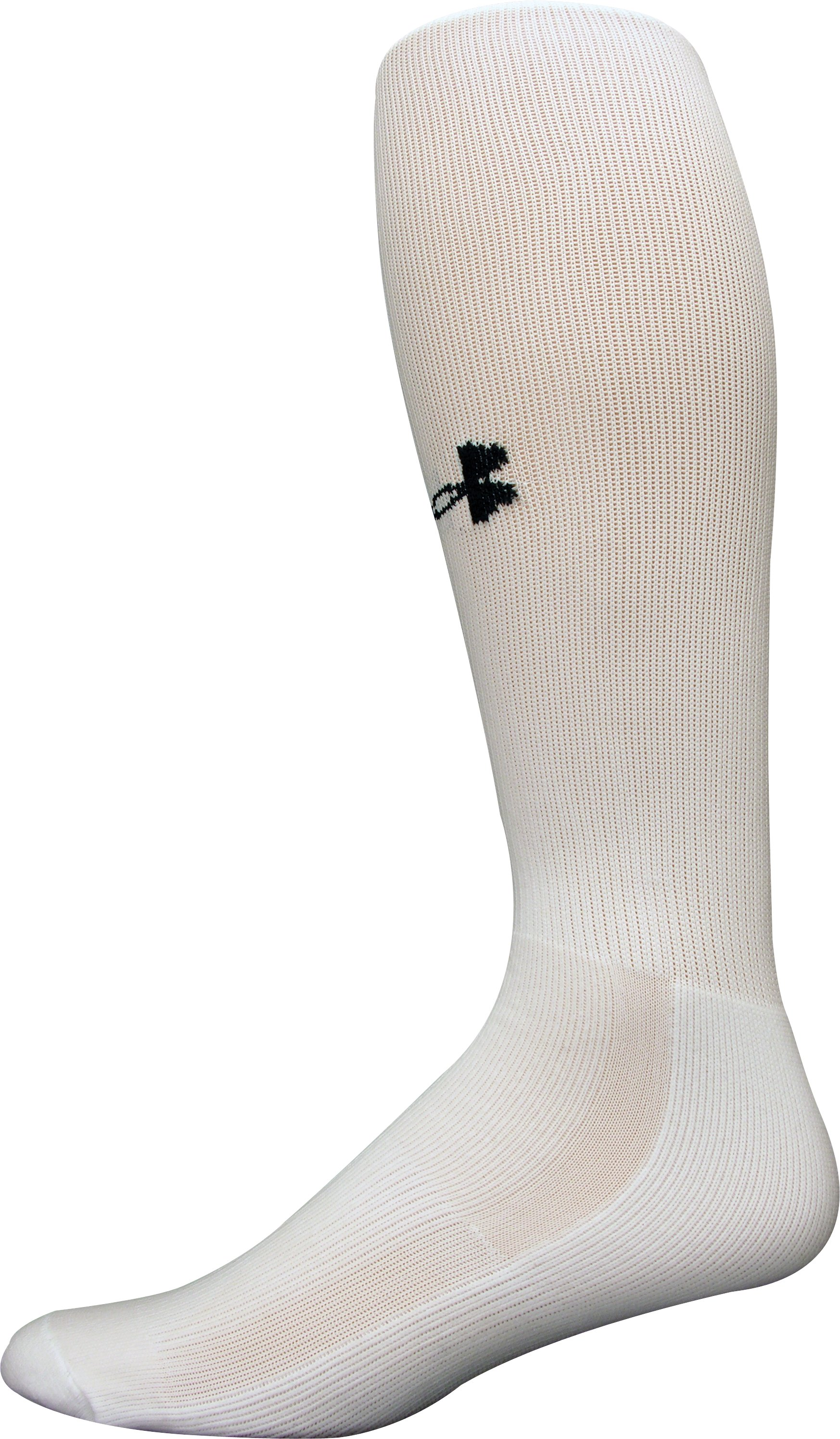 Men's Hockey Liner Socks, White, zoomed image