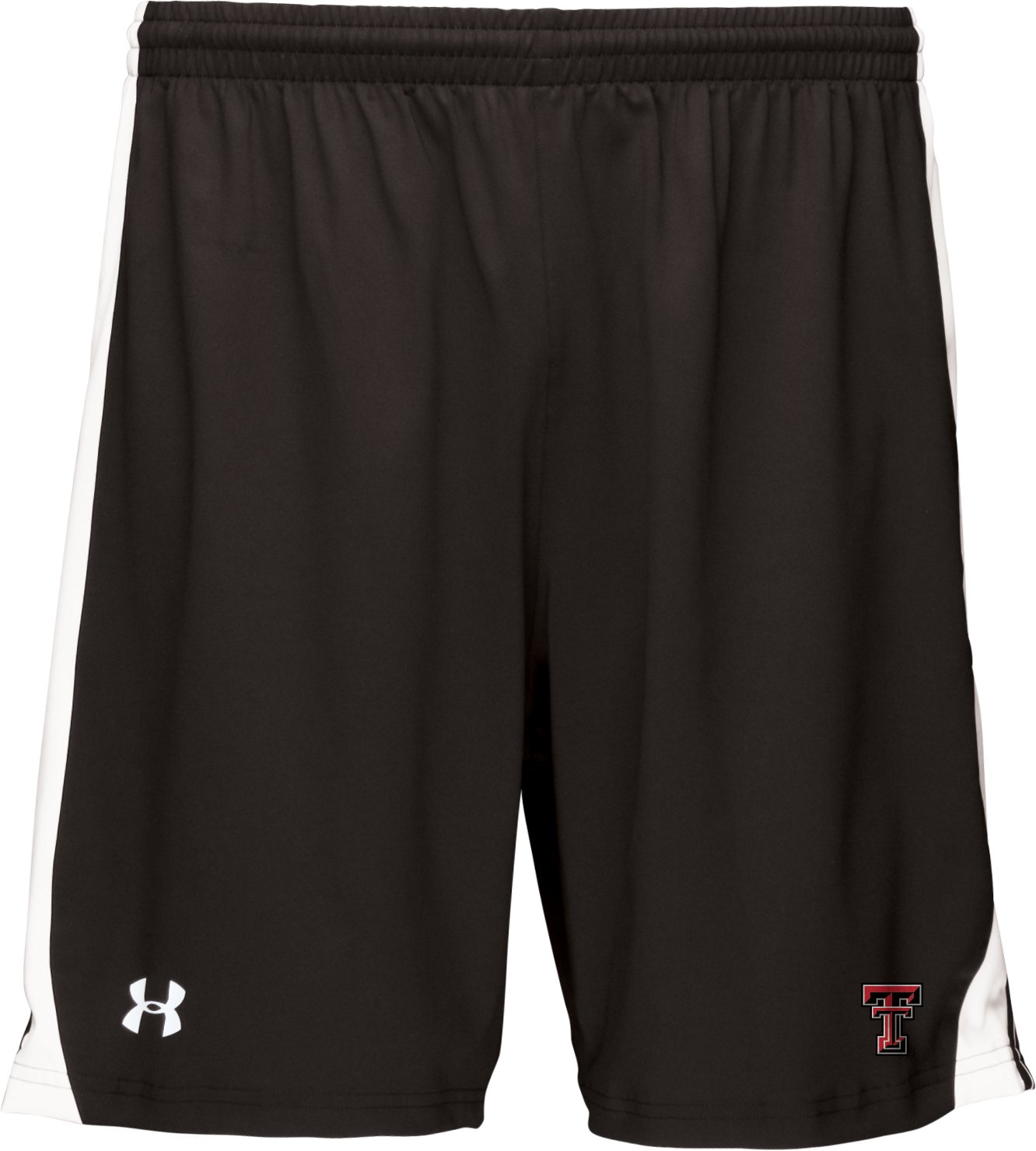 Youth Texas Tech Burn II Short, Black , zoomed image