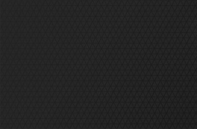 Black background with tonal small triangle pattern