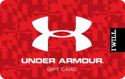 image regarding Under Armour Printable Coupons identify UA eGift Card Down below Armour US