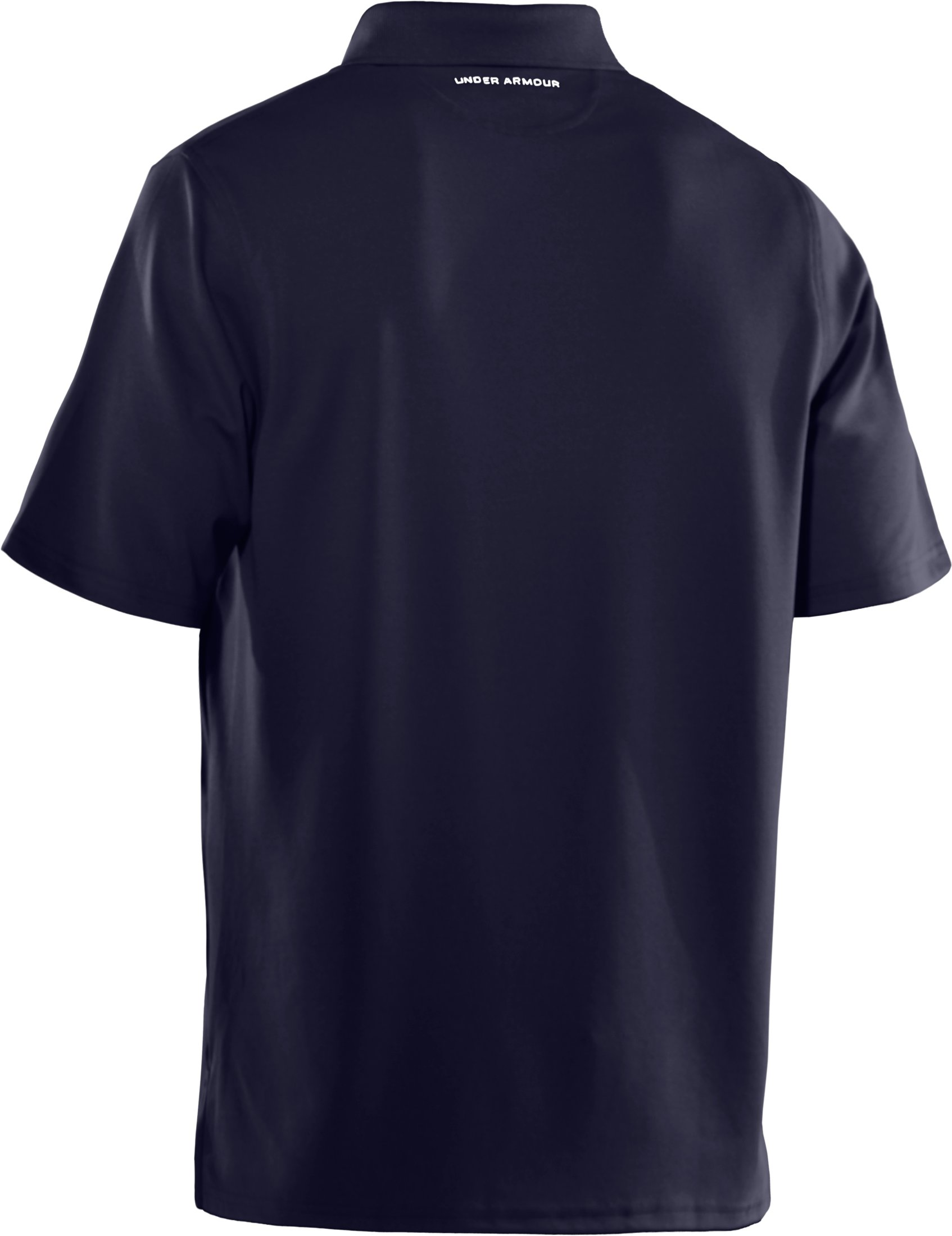 Men's UA Performance Polo, Midnight Navy