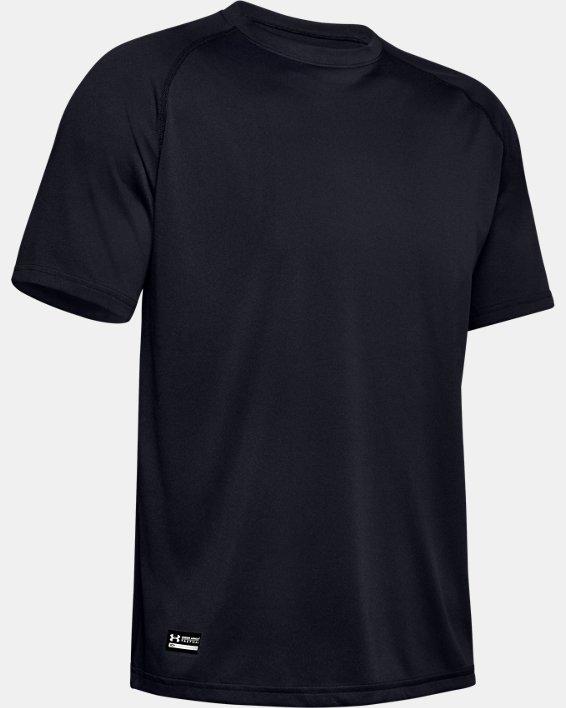 Men's UA Tactical Tech™ Short Sleeve T-Shirt, Black, pdpMainDesktop image number 8
