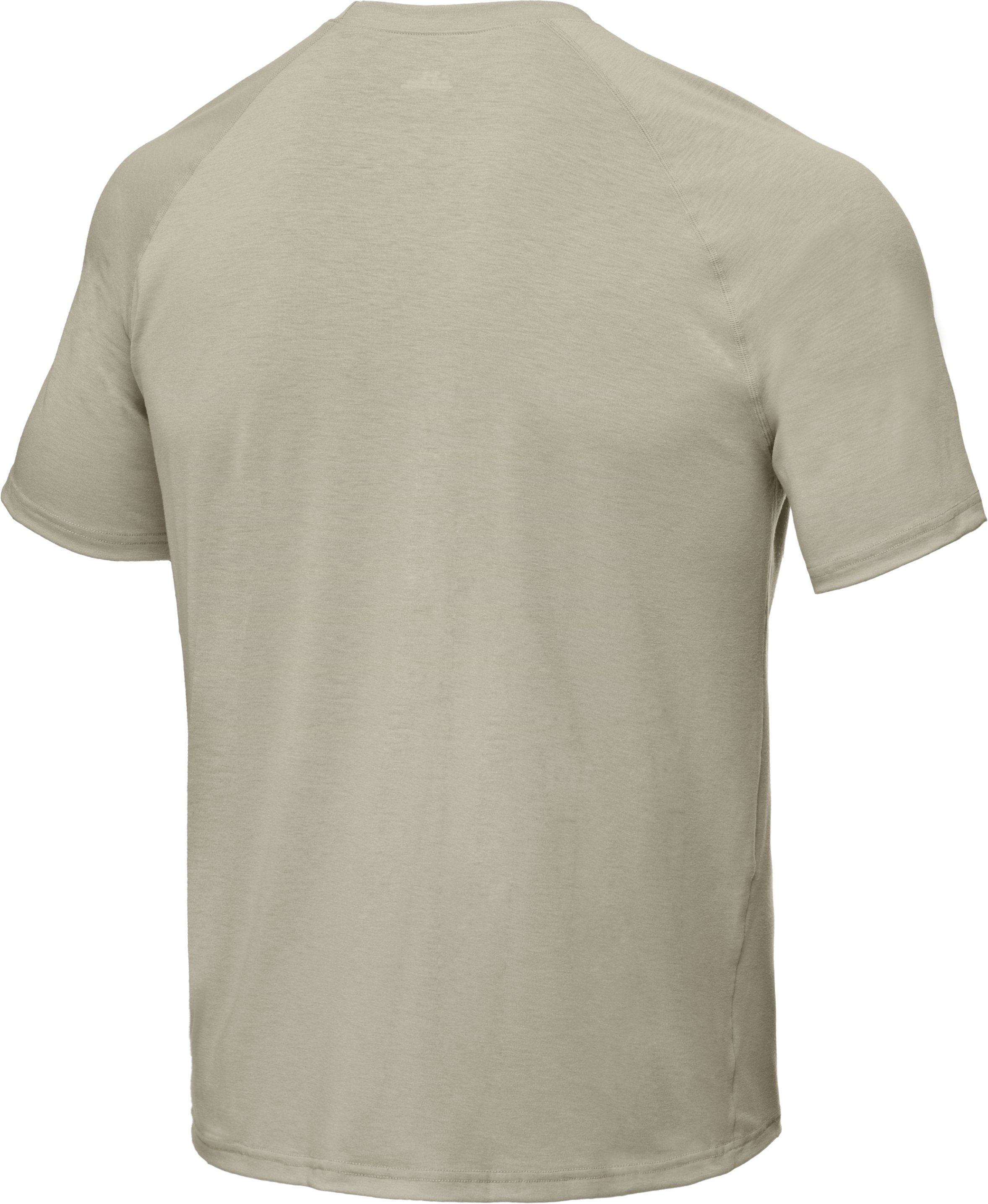 Men's UA Tactical Tech™ Short Sleeve T-Shirt, Desert Sand