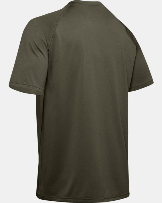 Men's UA Tactical Tech™ Short Sleeve T-Shirt, Green, pdpMainDesktop image number 9
