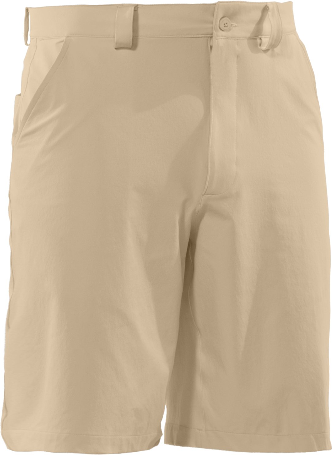 Men's Bent Grass Shorts, Light Khaki