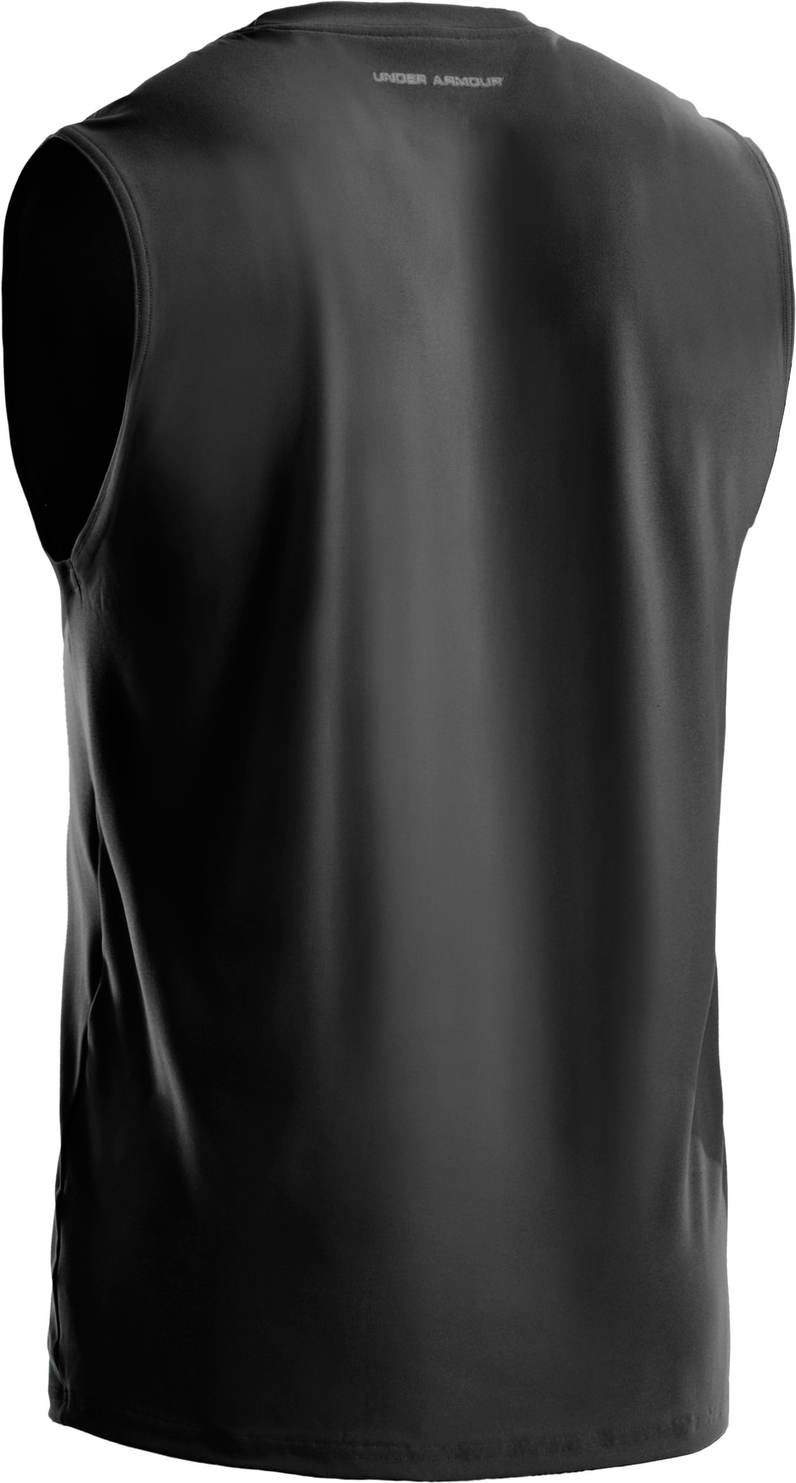 Men's TNP Sleeveless T-Shirt, Black