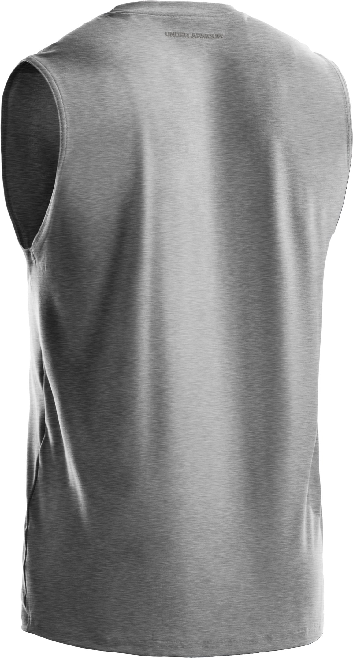 Men's TNP Sleeveless T-Shirt, True Gray Heather