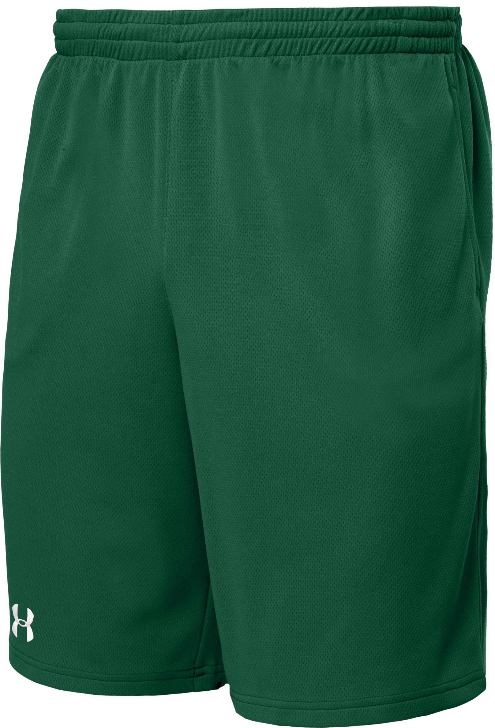 "Men's UA Flex 10"" Shorts, Forest Green"