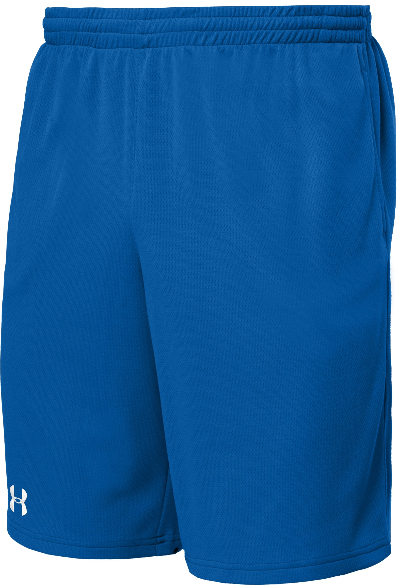 "Men's UA Flex 10"" Shorts, Squadron, zoomed image"