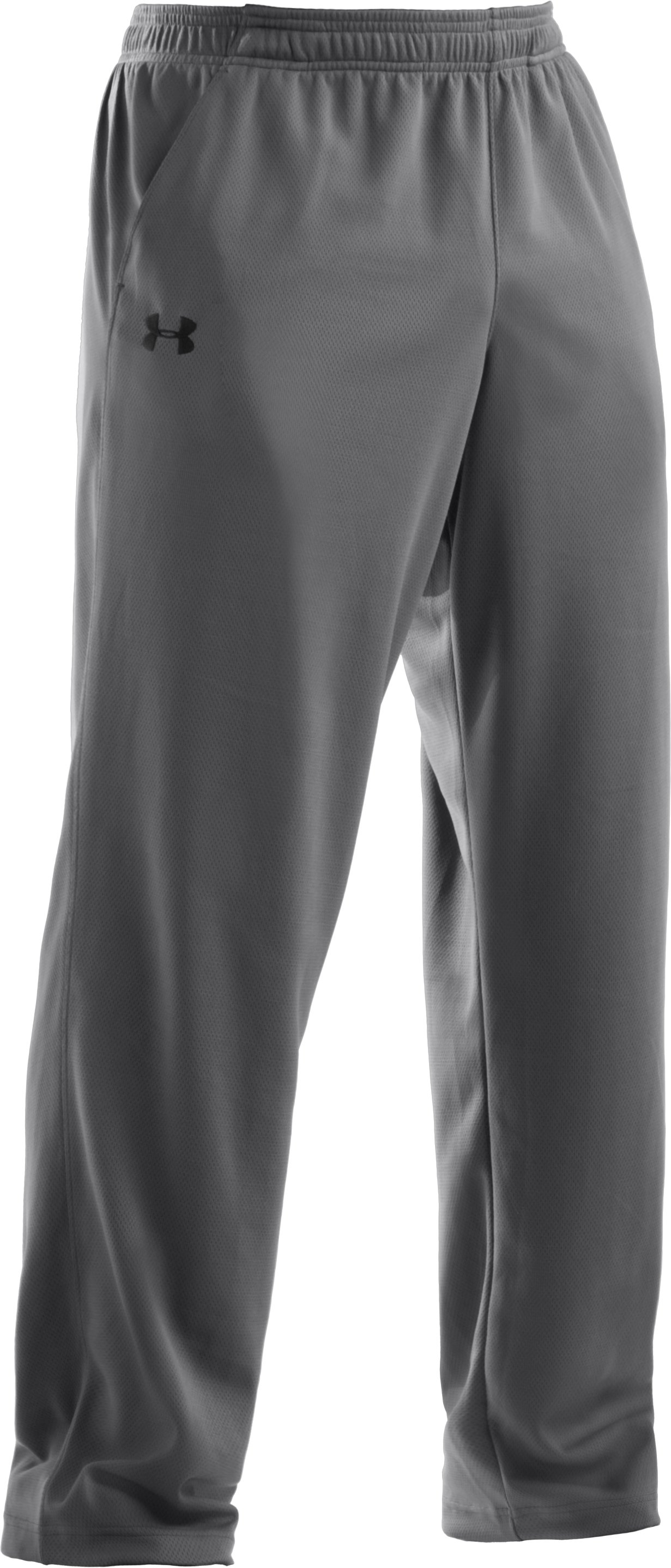 Men's UA Flex Warm-Up Pants, Graphite