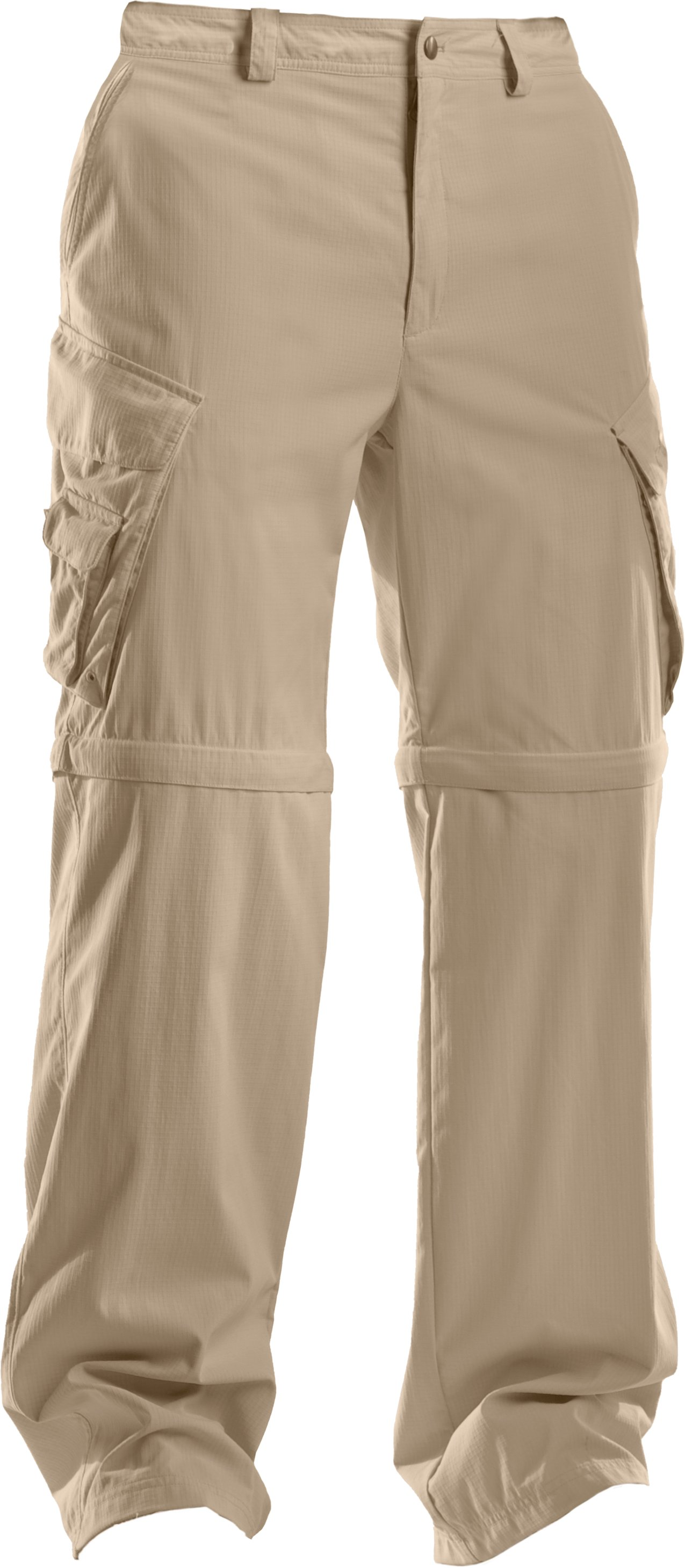 Men's UA Guide Zip-Off Trail Pants III, BRANCH