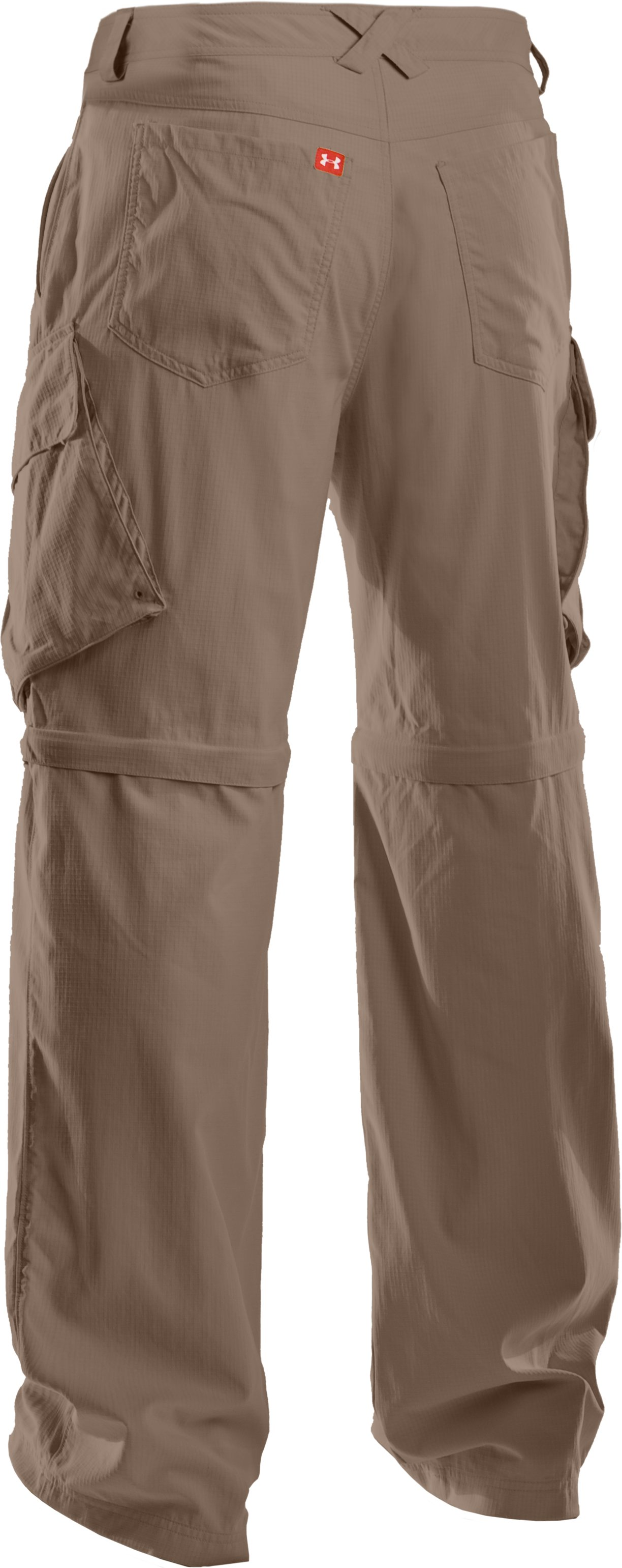 Men's UA Guide Zip-Off Trail Pants III, Uniform