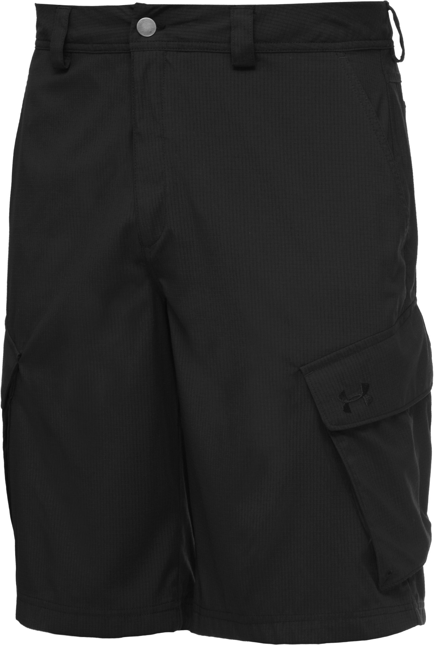 Men's UA Guide III Short, Black , undefined