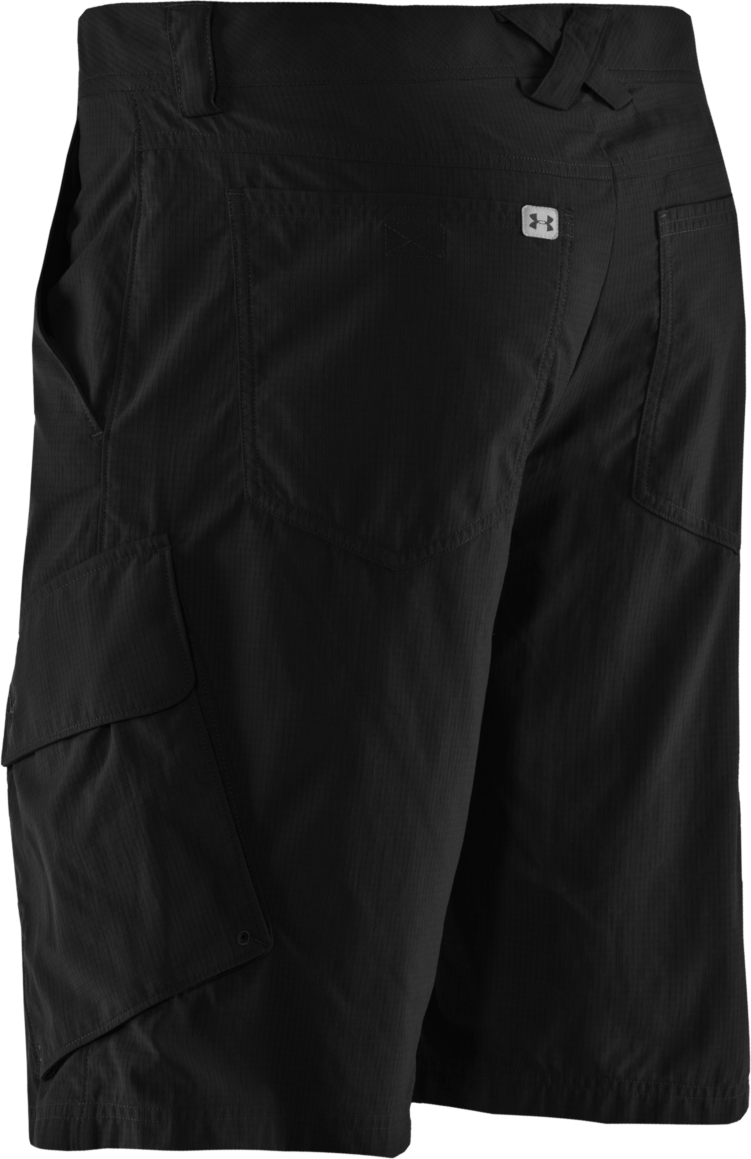 Men's UA Guide III Short, Black
