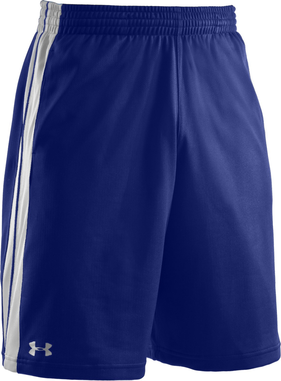 "Men's 10"" Basketball Practice Shorts, Royal, undefined"