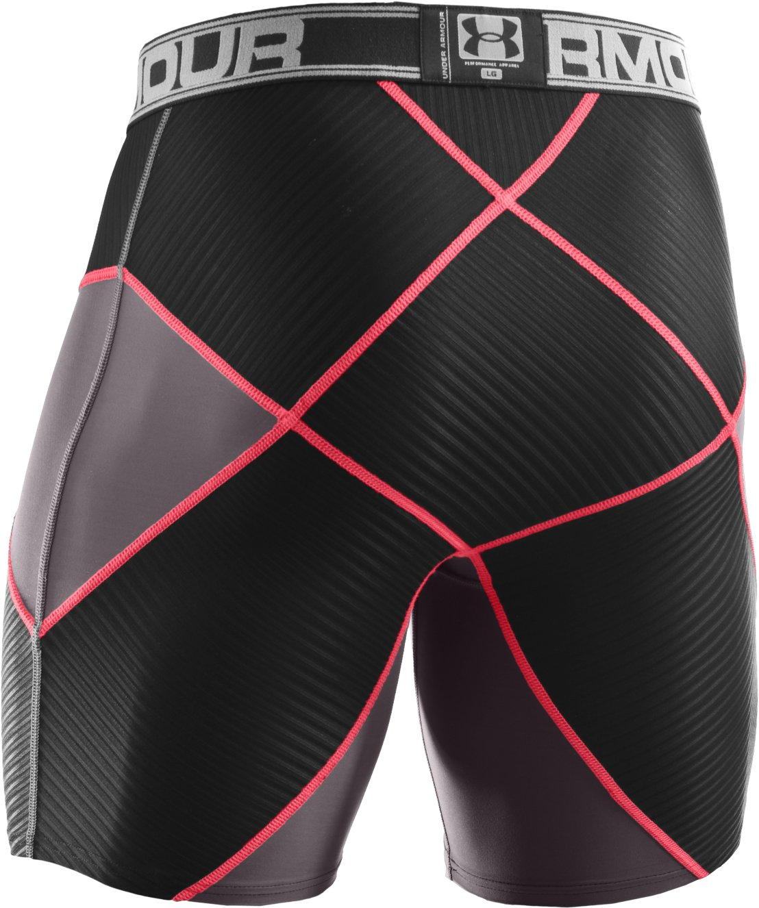 Men's UA Coreshorts Pro, Charcoal,