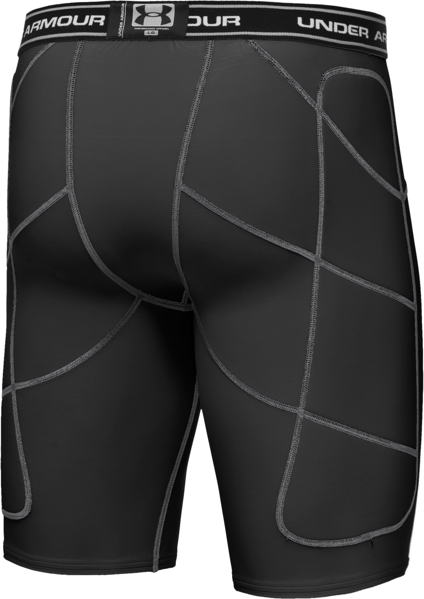 Men's UA Break Slider ll, Black