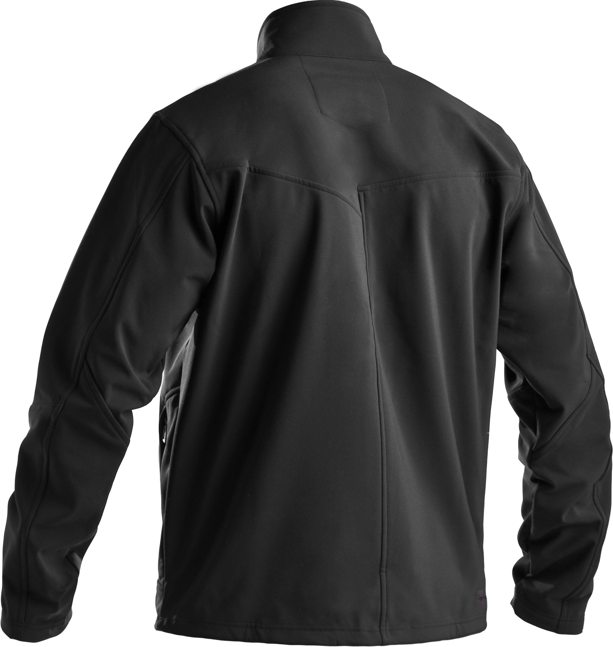 Men's Skyscraper Softshell Jacket, Black