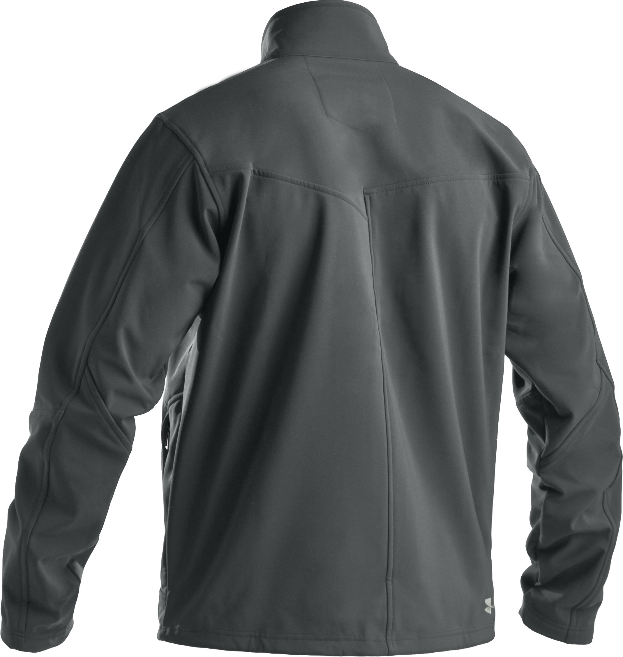 Men's Skyscraper Softshell Jacket, Battleship, undefined