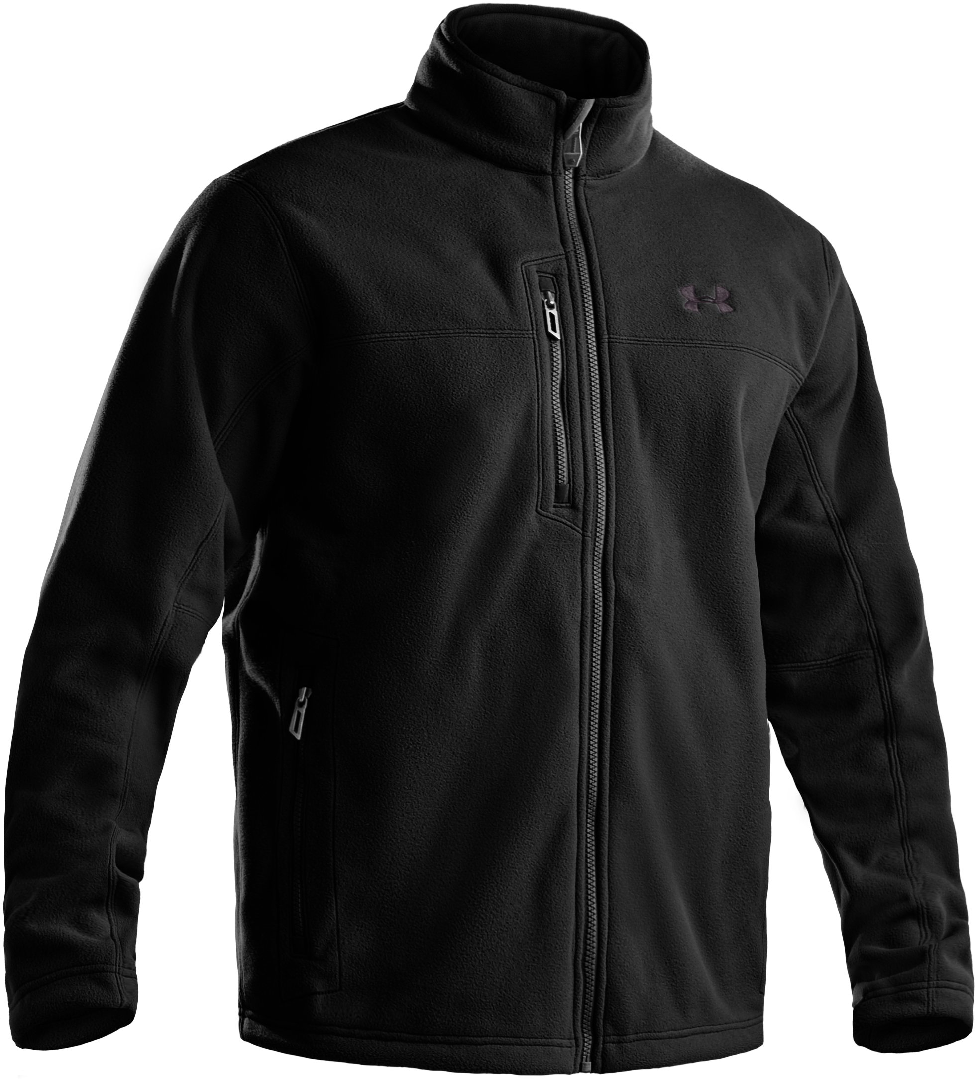 Men's Derecho II Windproof Fleece Jacket, Black