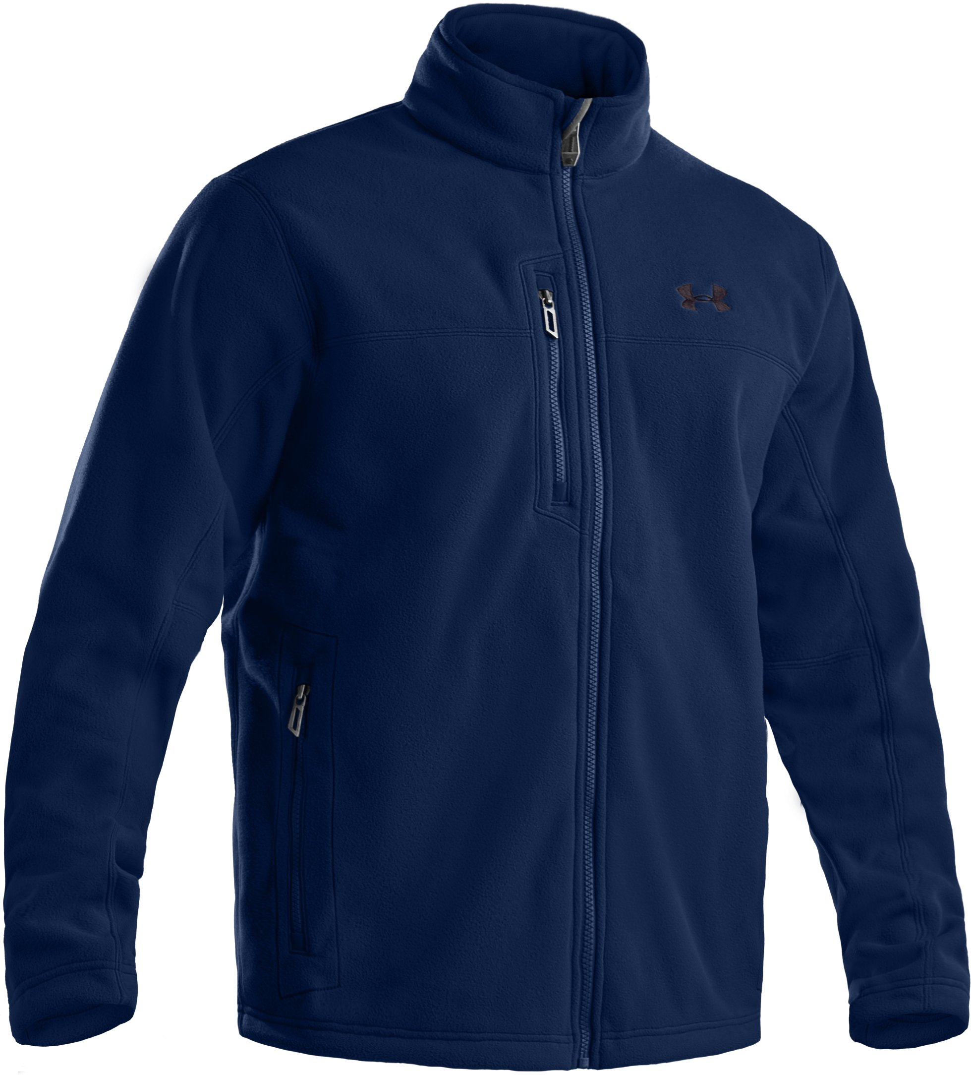 Men's Derecho II Windproof Fleece Jacket, Admiral