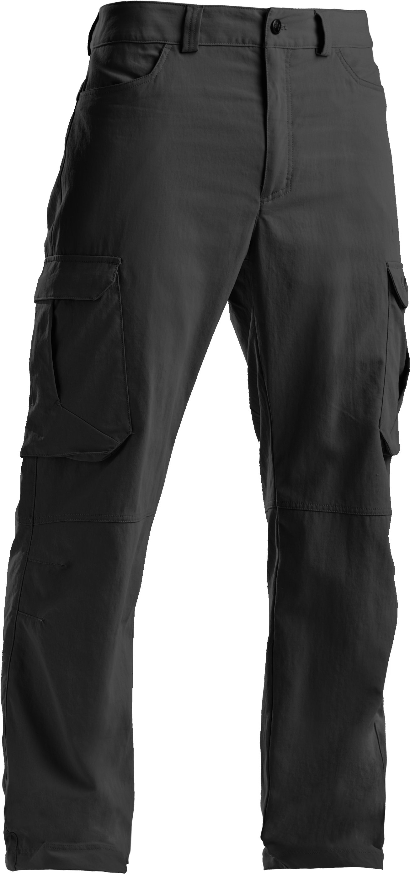 Men's Tactical Performance Field Pants, Black , undefined