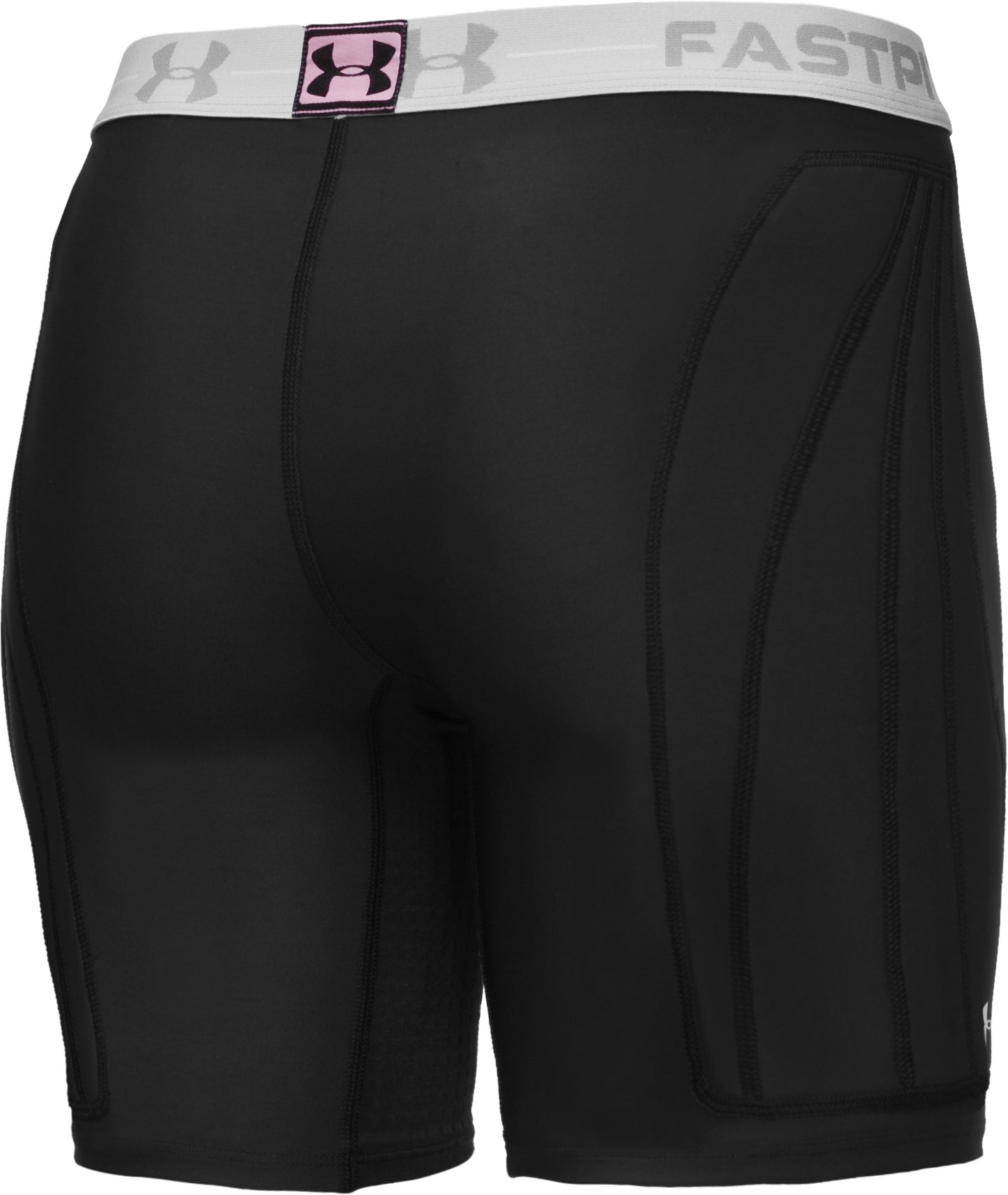 "Women's UA Shield 7"" Slider Shorts, Black"