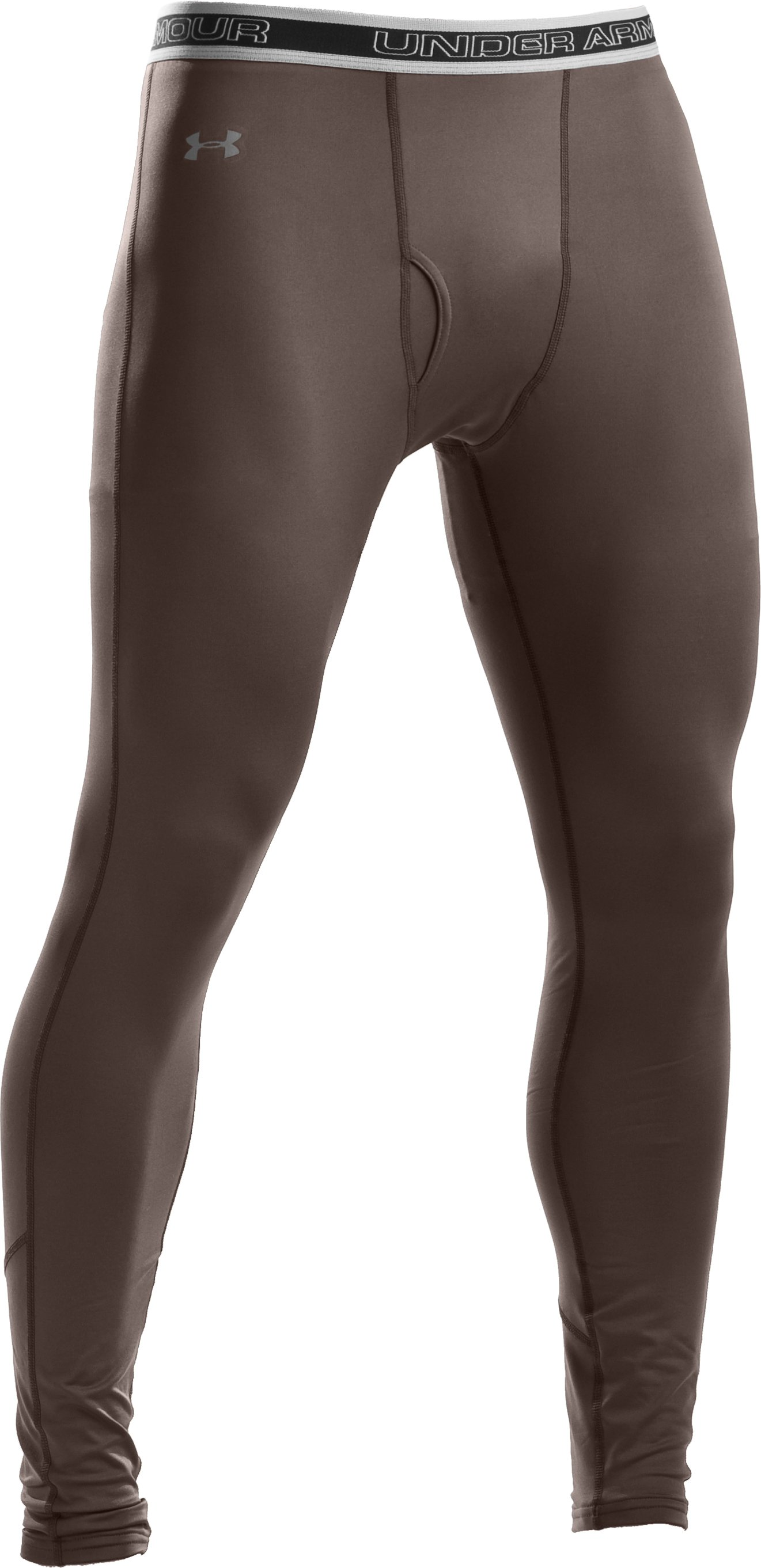 Men's UA EVO ColdGear® Leggings, Timber