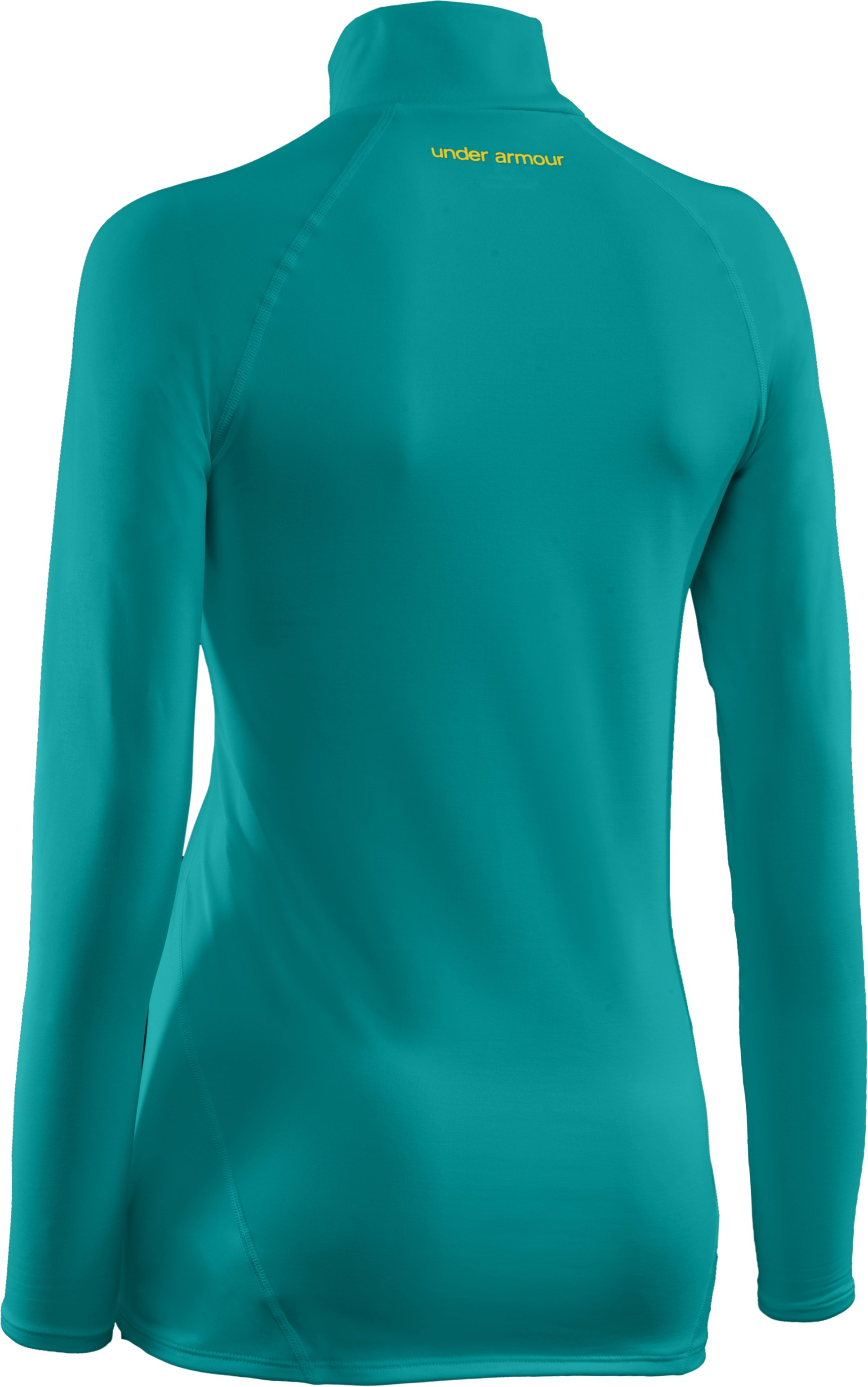 Women's UA EVO ColdGear® Long Sleeve Mock, Swallowtail