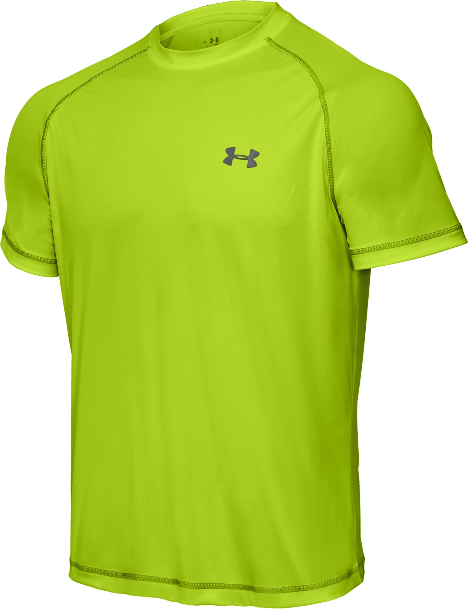 Men's UA Catalyst Short Sleeve T-Shirt, Velocity