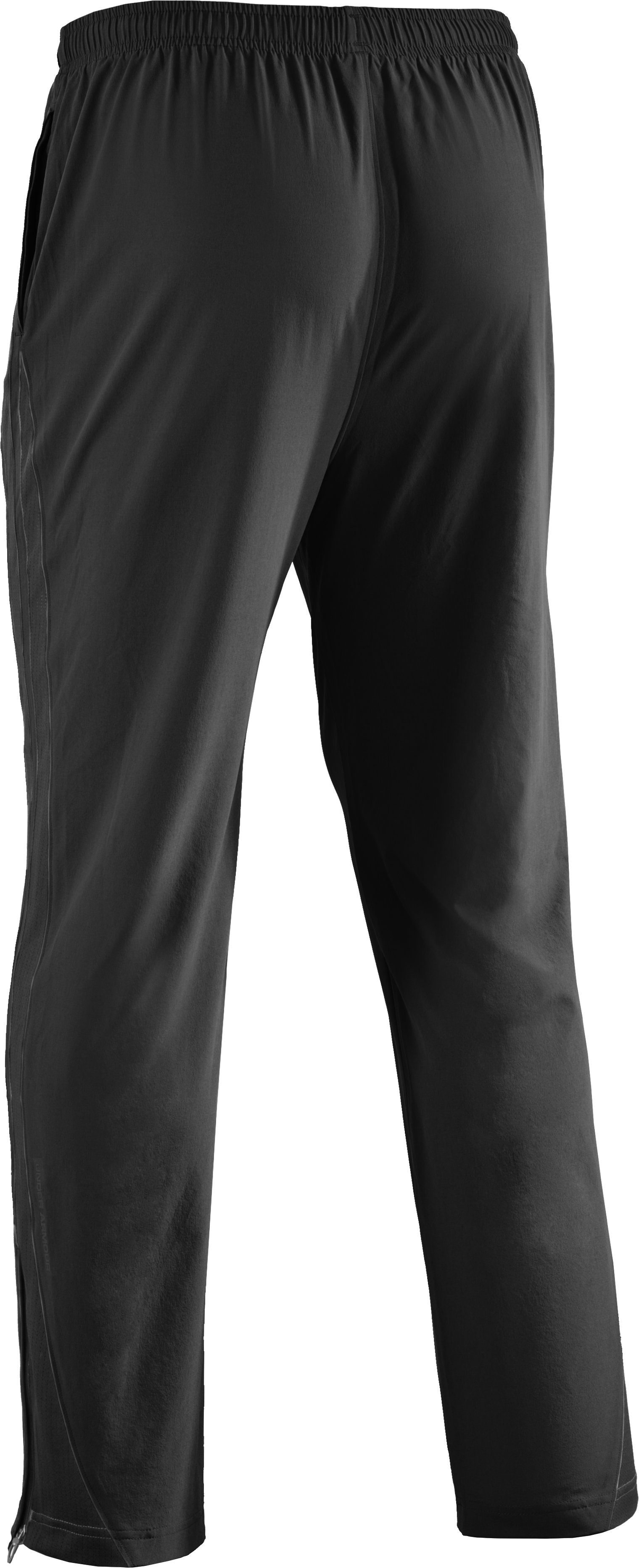 Men's Transit Woven Pants, Black , undefined