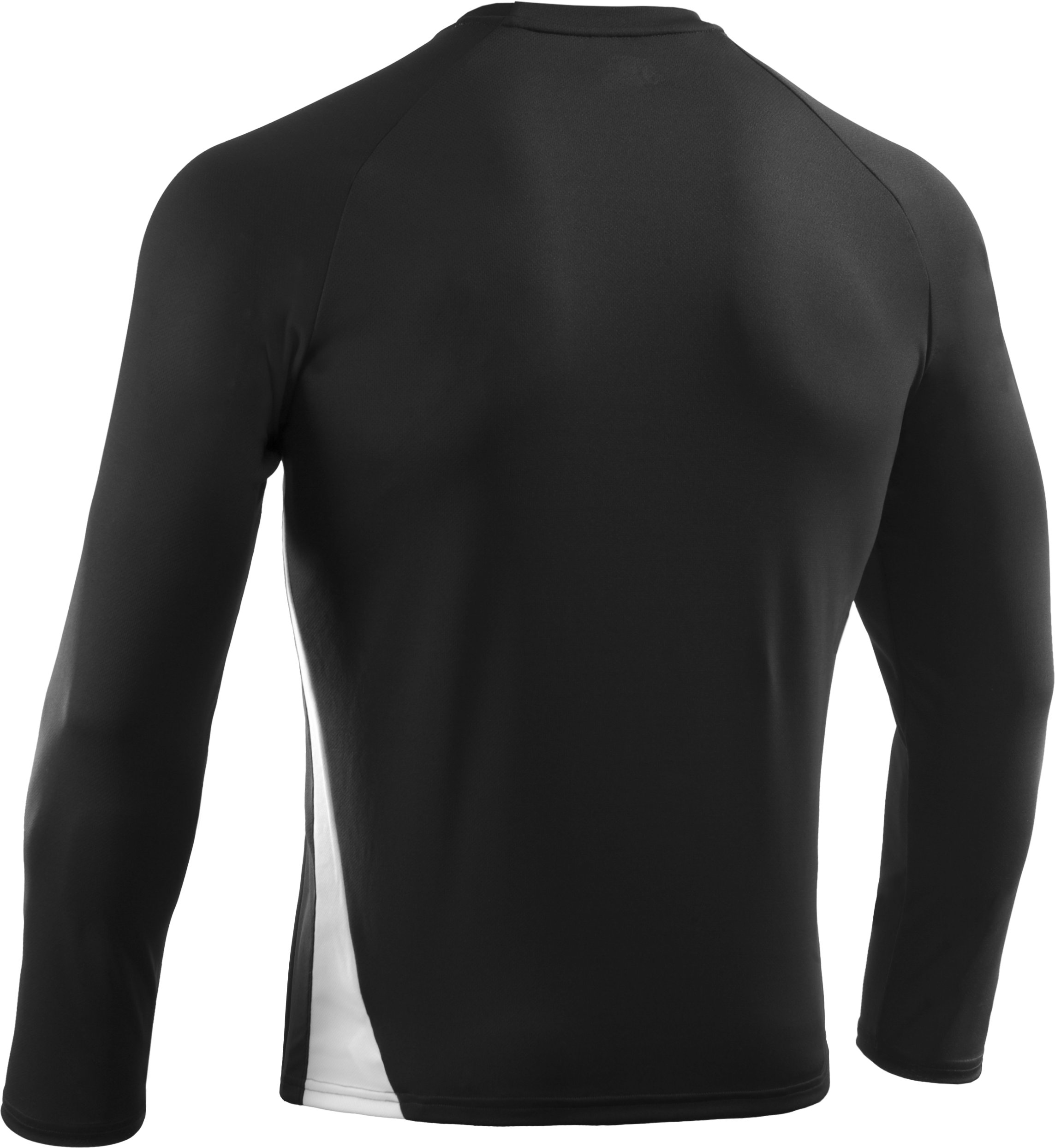 Men's UA Clutch Long Sleeve T, Black
