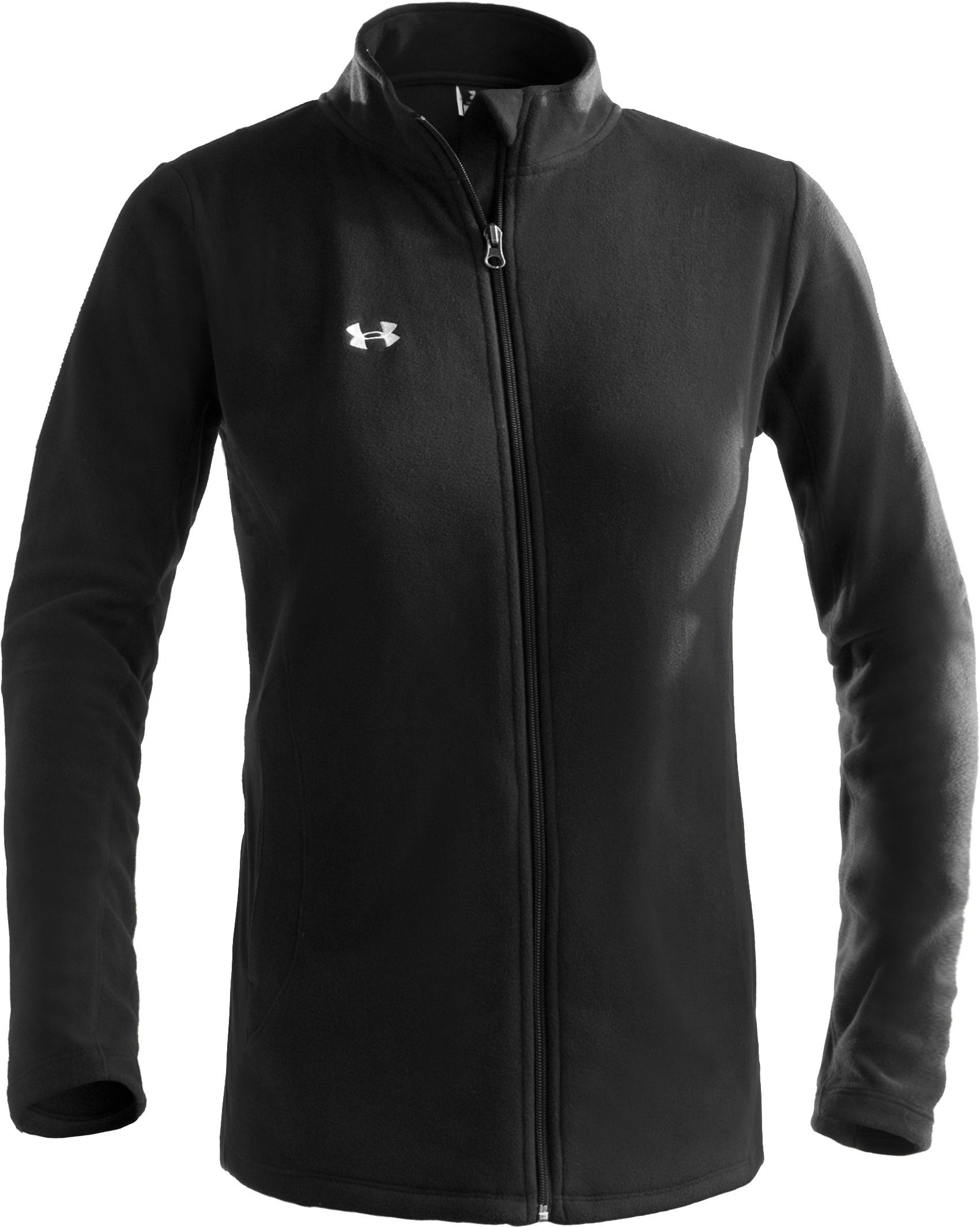 Women's Outer Limits Full Zip, Black