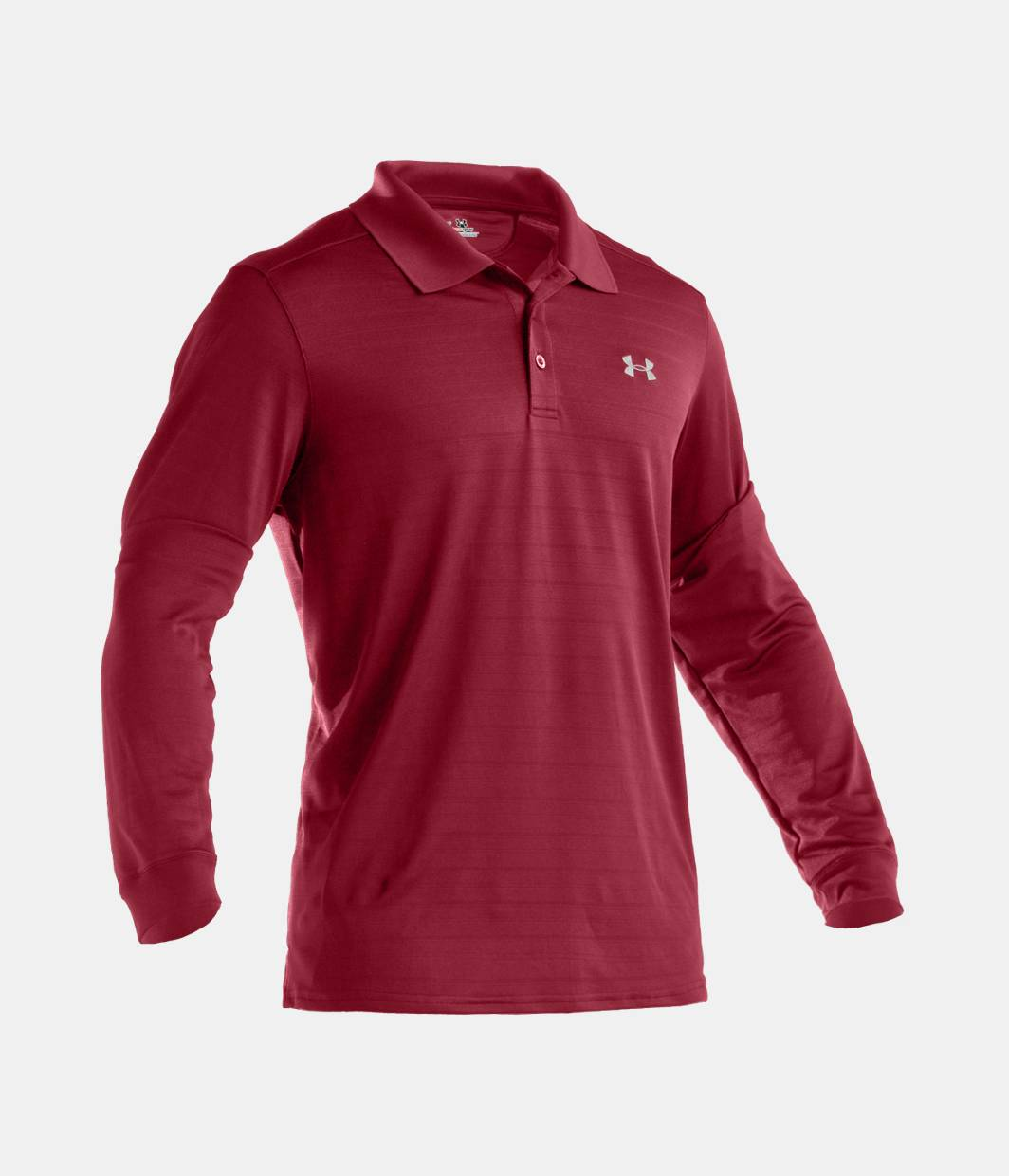 Mens Classic Juniper Long Sleeve Polo Under Armour Us
