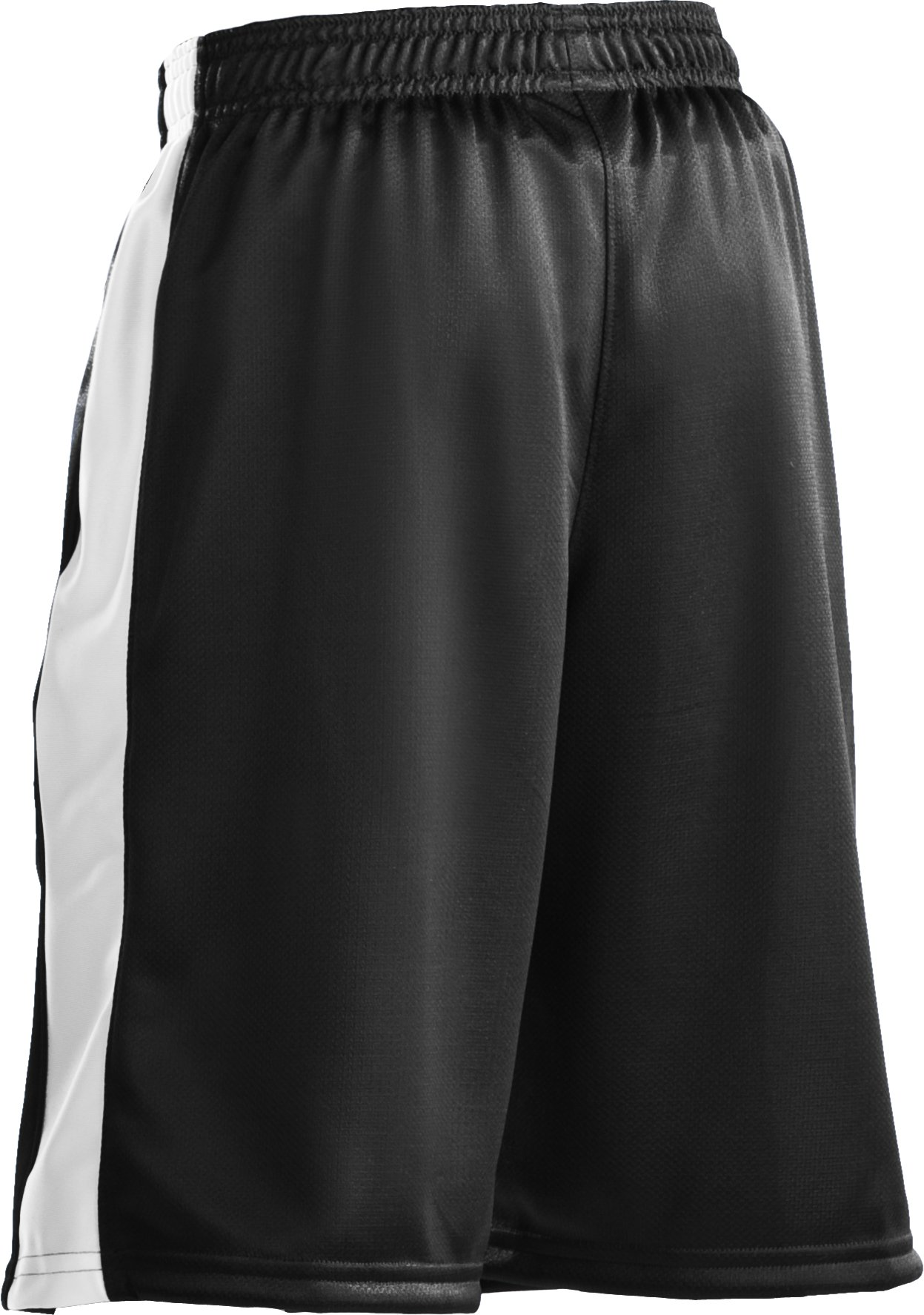 "Boys' UA Ultimate 9"" Shorts, Black"