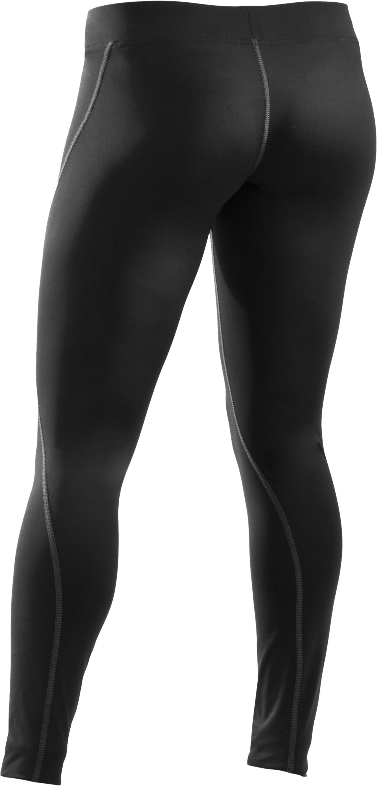 Women's ColdGear® Fitted Leggings, Black ,