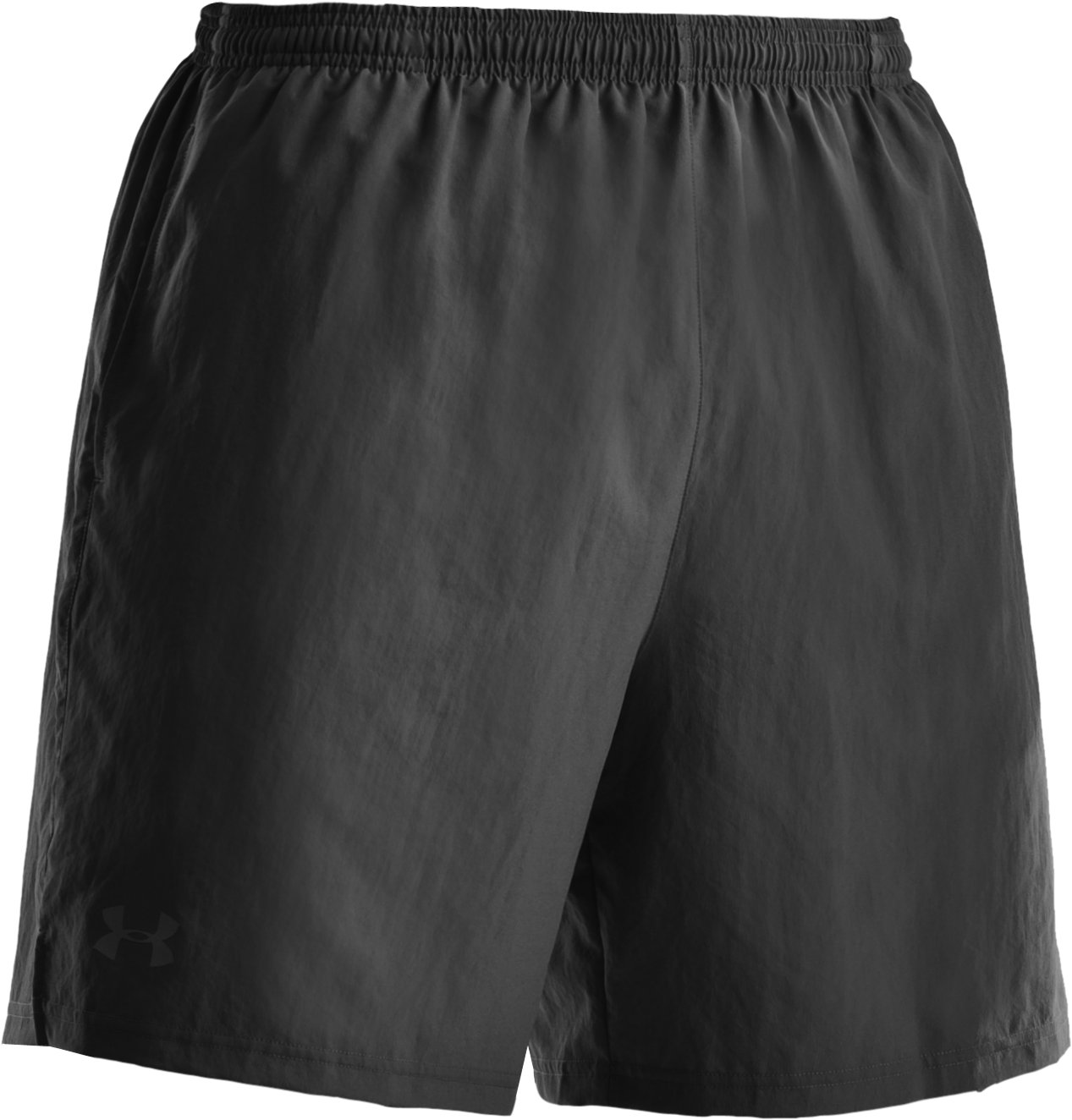"Men's Tactical 6"" Training Shorts, Black , undefined"