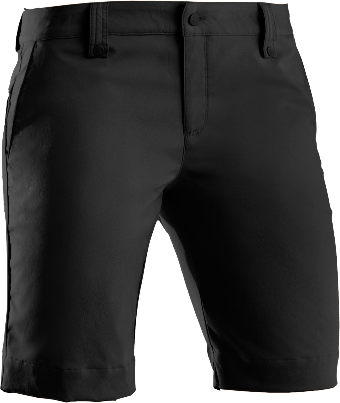 "Women's UA Core Solid 10"" Bermuda Short, Black"
