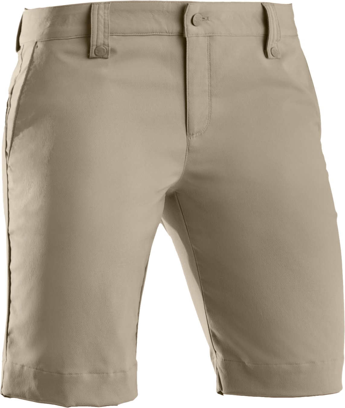 "Women's UA Core Solid 10"" Bermuda Short, Dune"