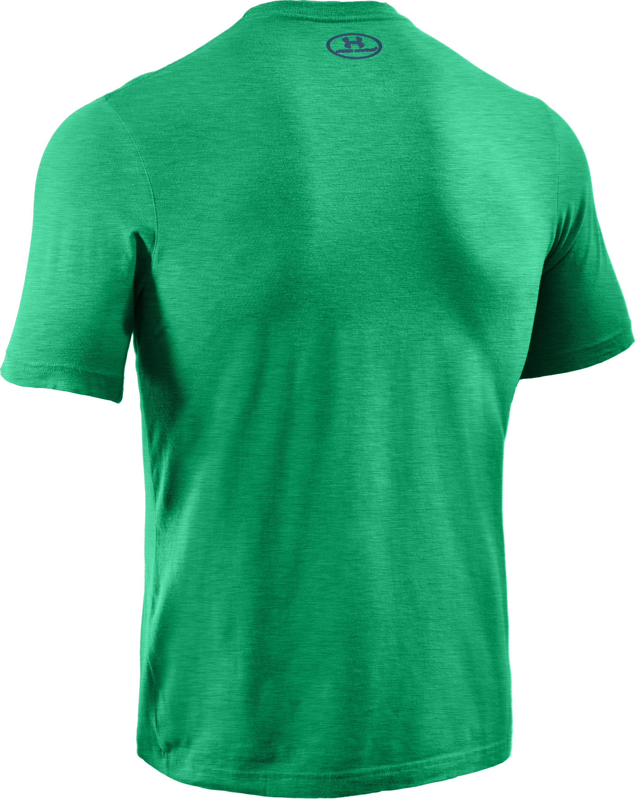 Men's Charged Cotton® T-Shirt, ASTRO GREEN