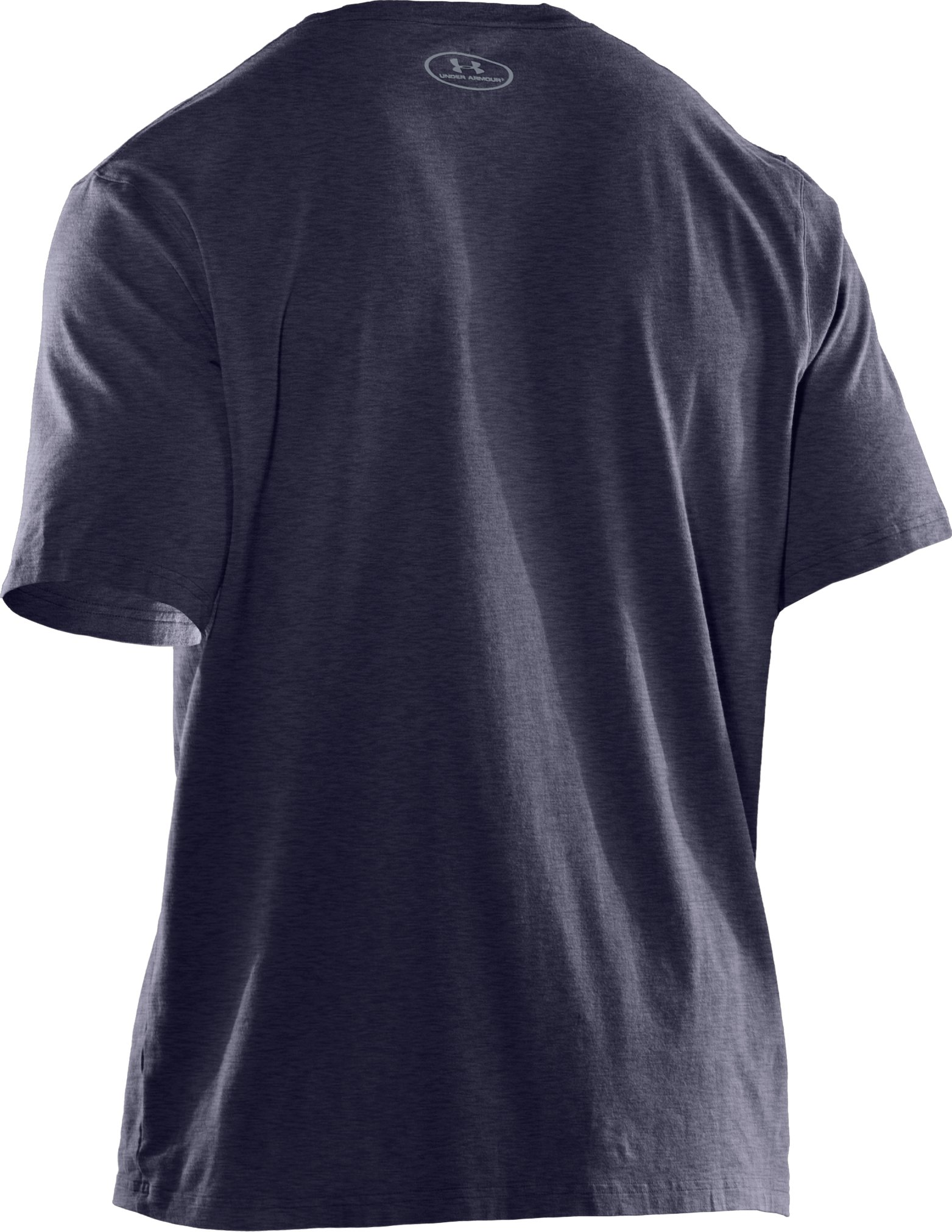 Men's Charged Cotton® T-Shirt, Midnight Navy, undefined