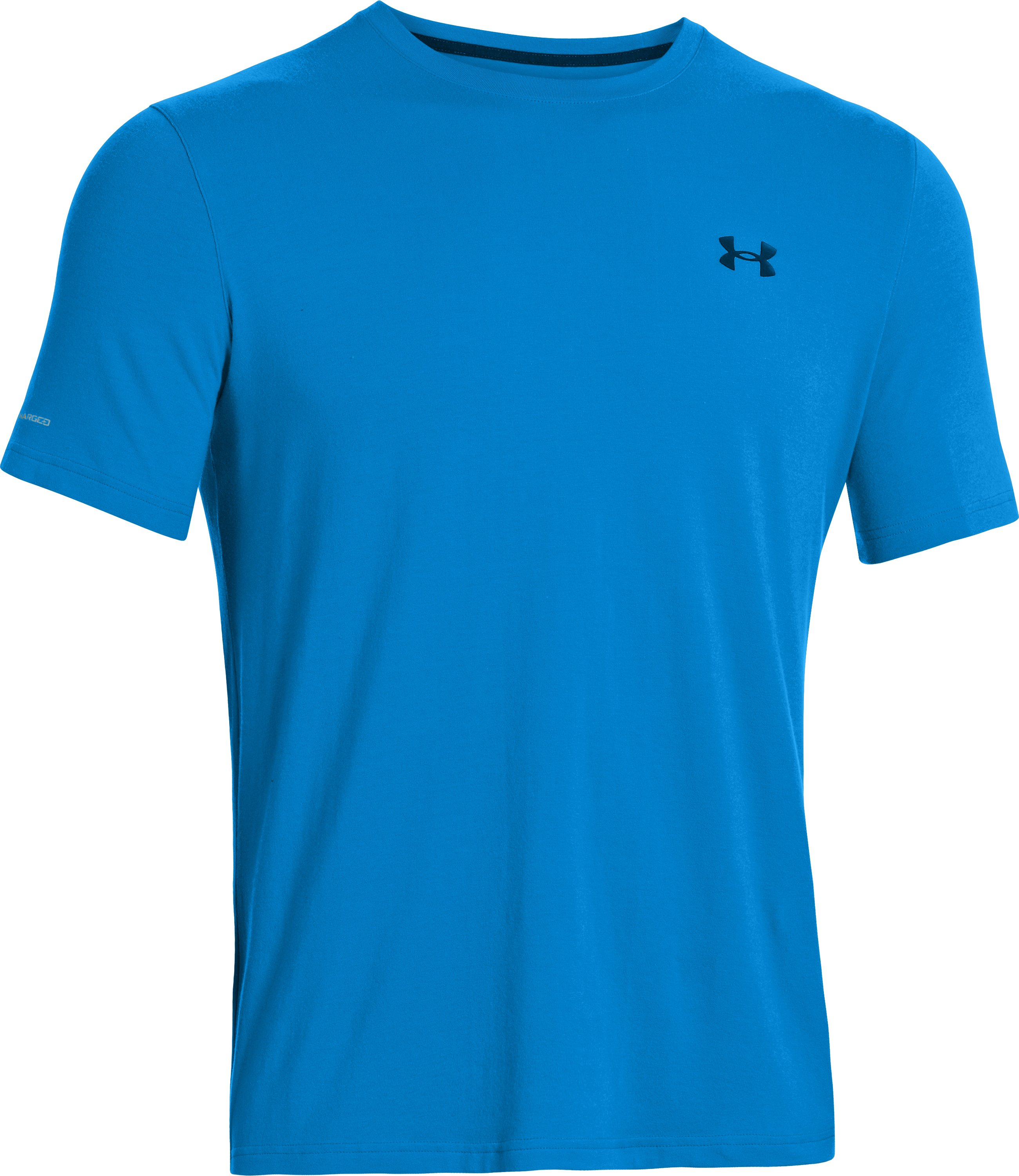 Men's Charged Cotton® T-Shirt, ELECTRIC BLUE