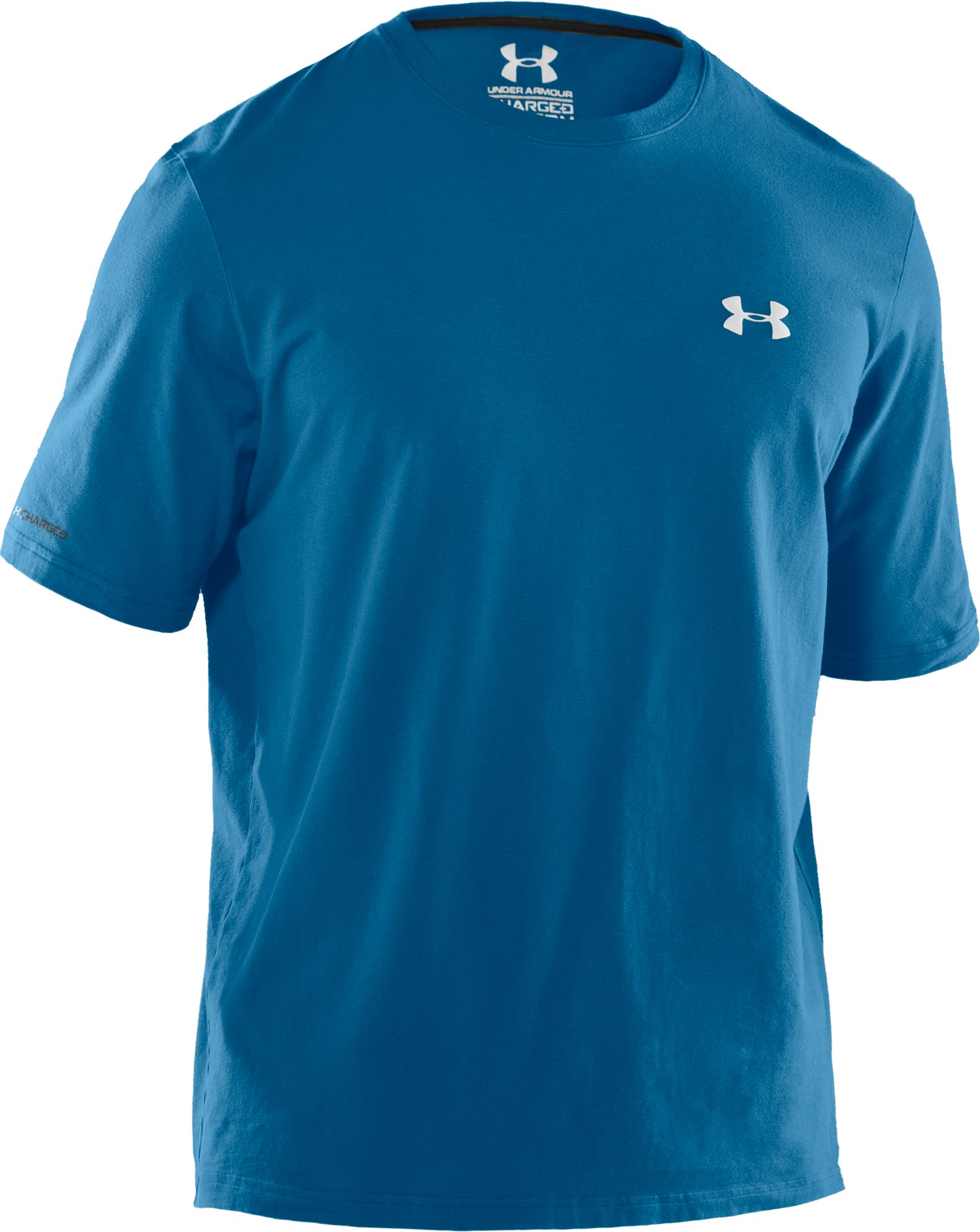Men's Charged Cotton® T-Shirt, SNORKEL