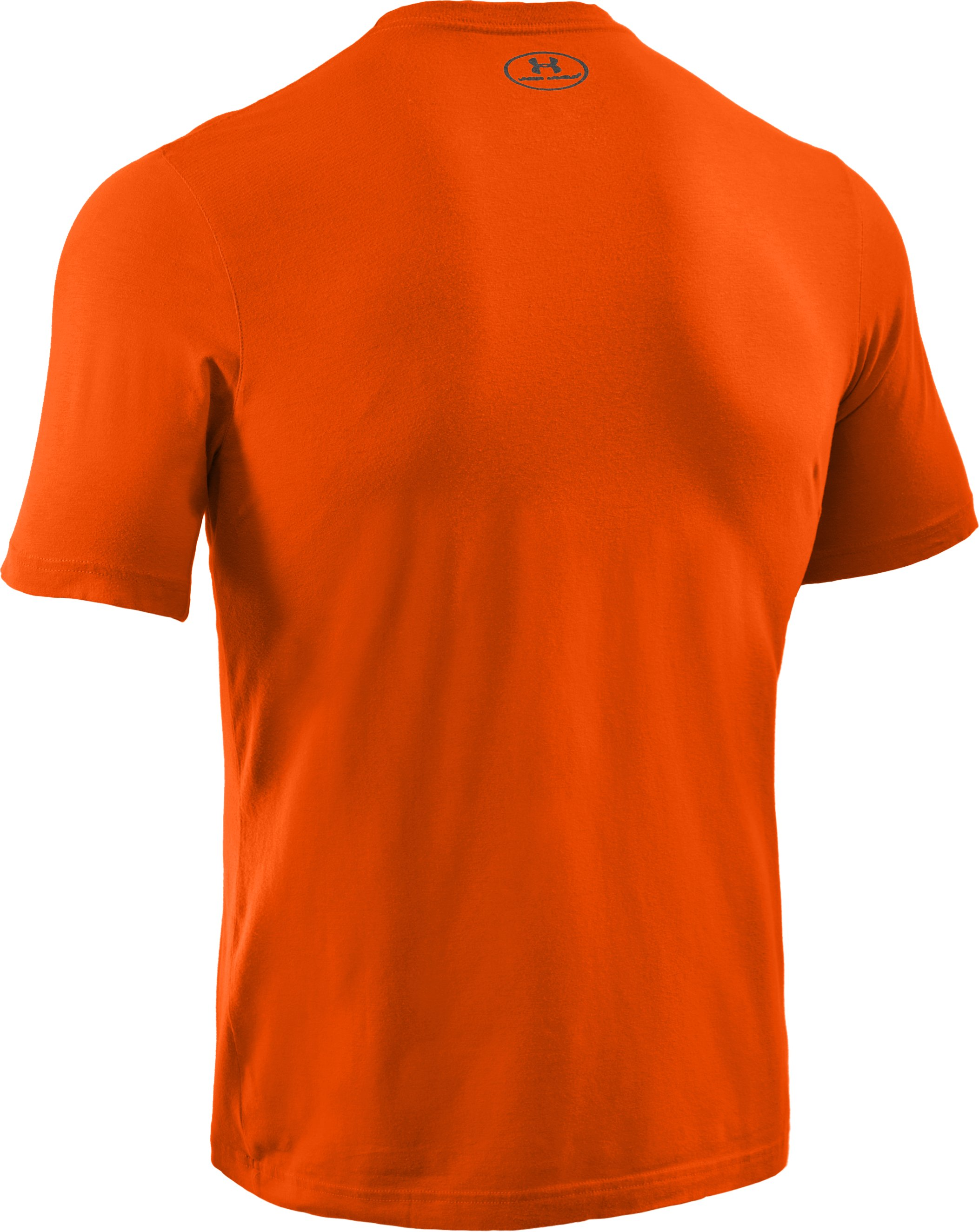 Men's Charged Cotton® T-Shirt, OUTRAGEOUS ORANGE