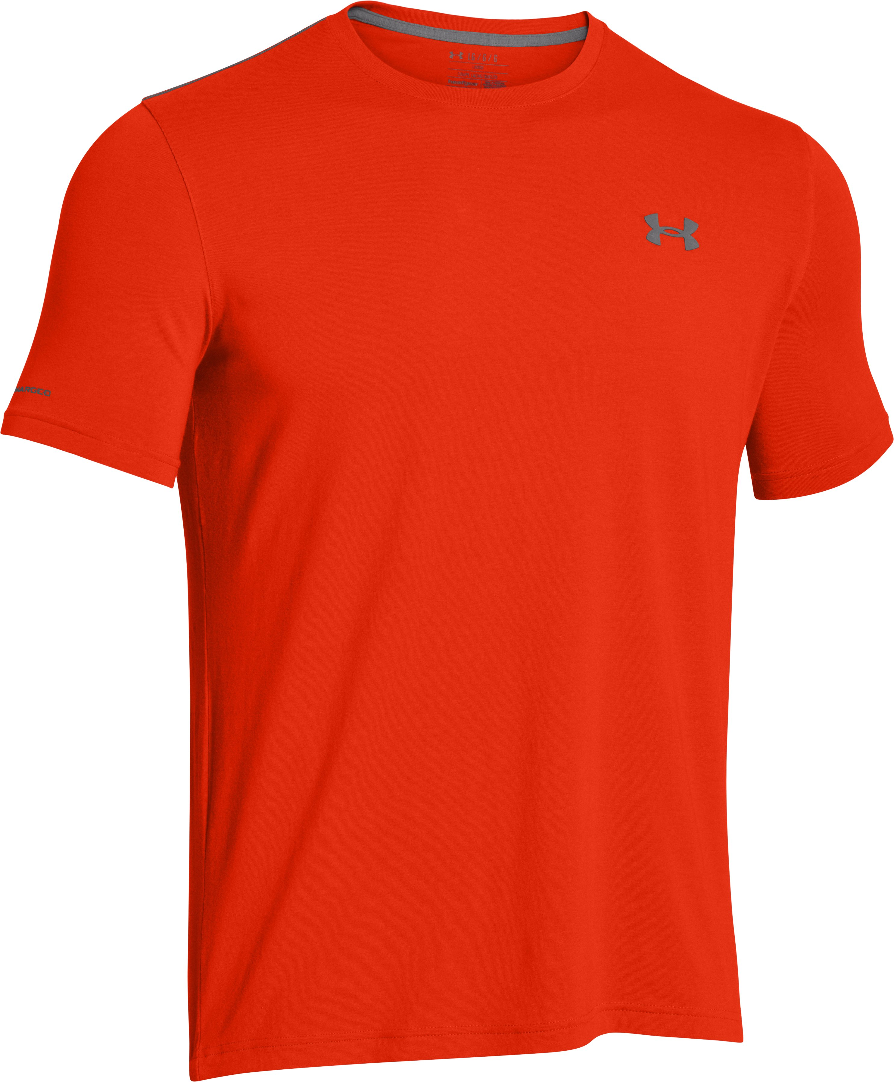 Men's Charged Cotton® T-Shirt, Volcano