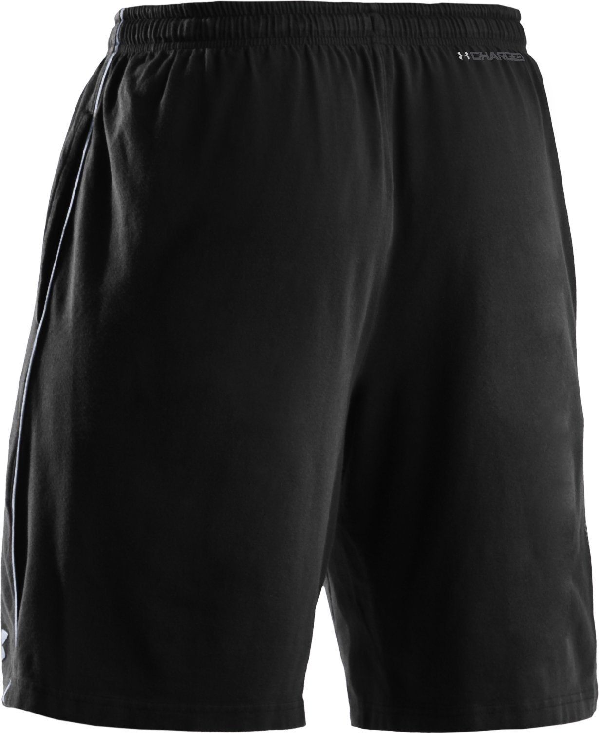 Men's UA Charged Cotton® Shorts, Black