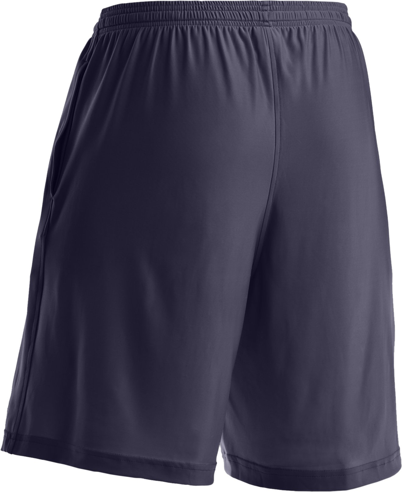 "Men's UA 9"" Microshorts II, Midnight Navy, undefined"