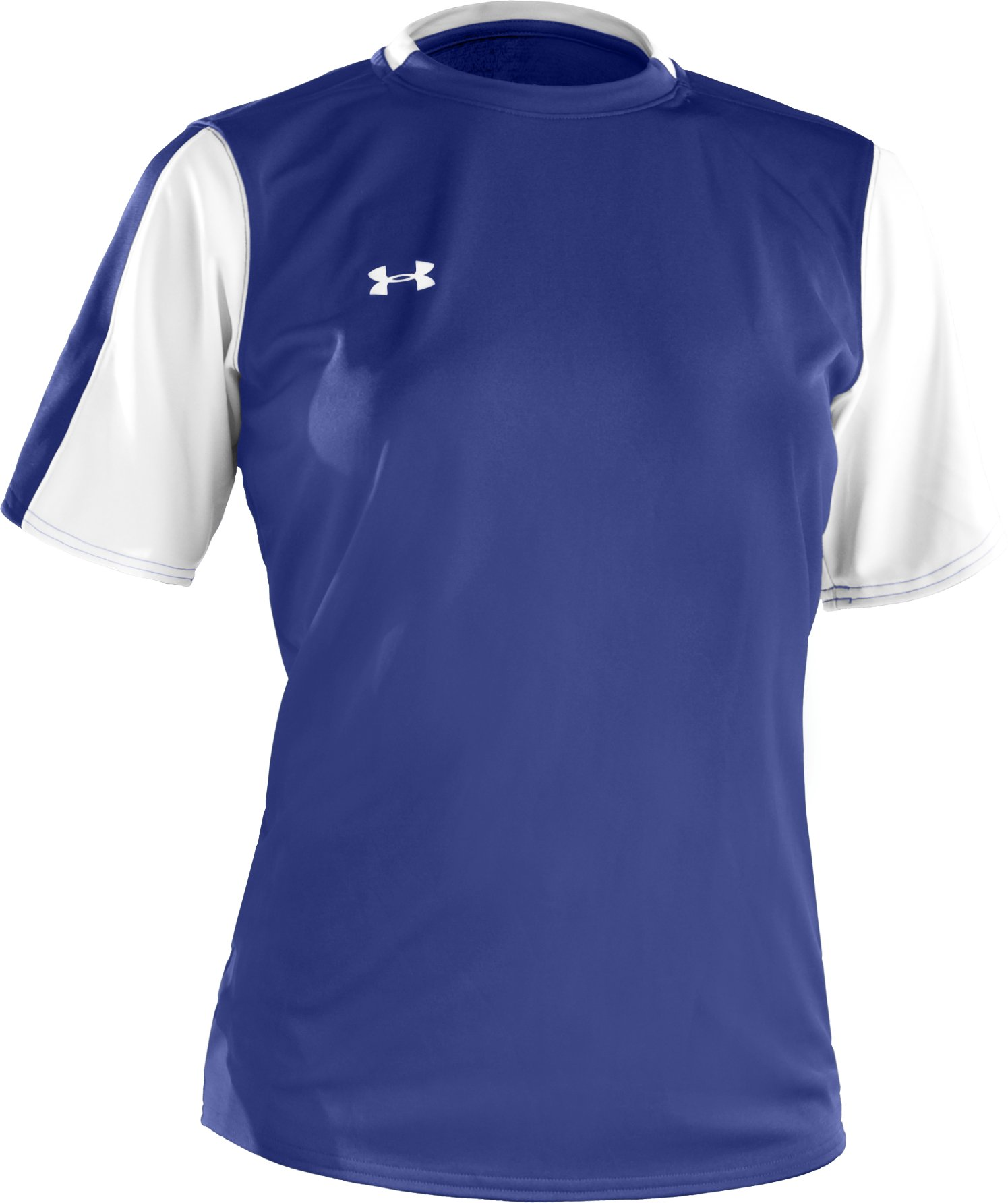 Women's UA Classic Short Sleeve Jersey, Royal