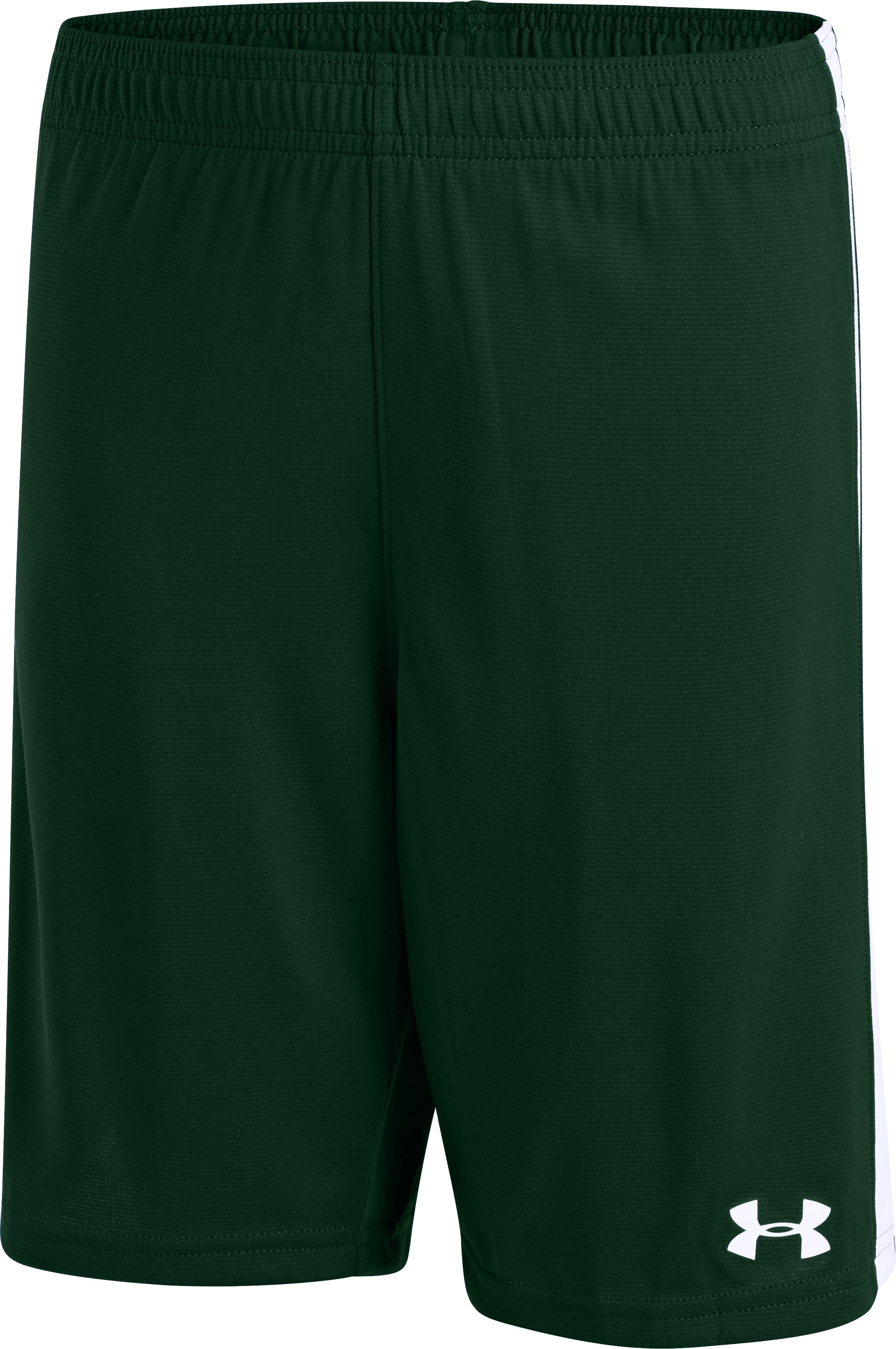Boys' UA Classic Shorts, Forest Green