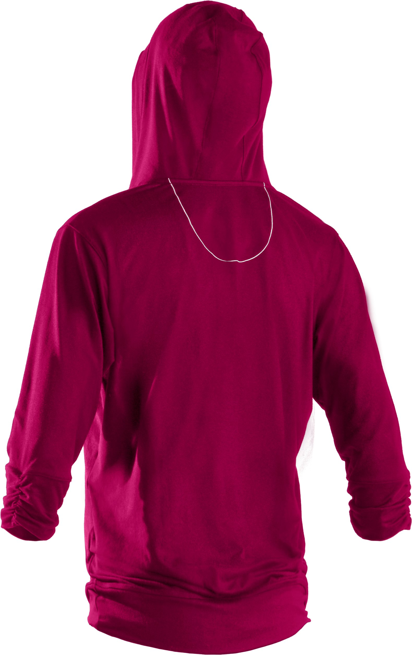 Women's Team Girl Season Opener Hoodie, Elderberry, undefined